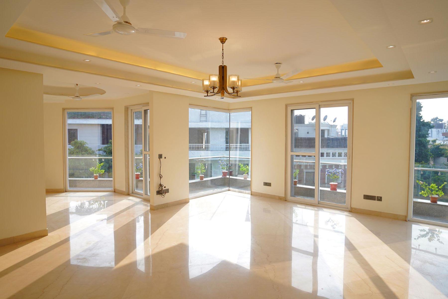 Apartments 为 出租 在 Apartment with Terrace in Hauz Khas Enclave Hauz Khas Enclave 新德里, 德里 110016 印度