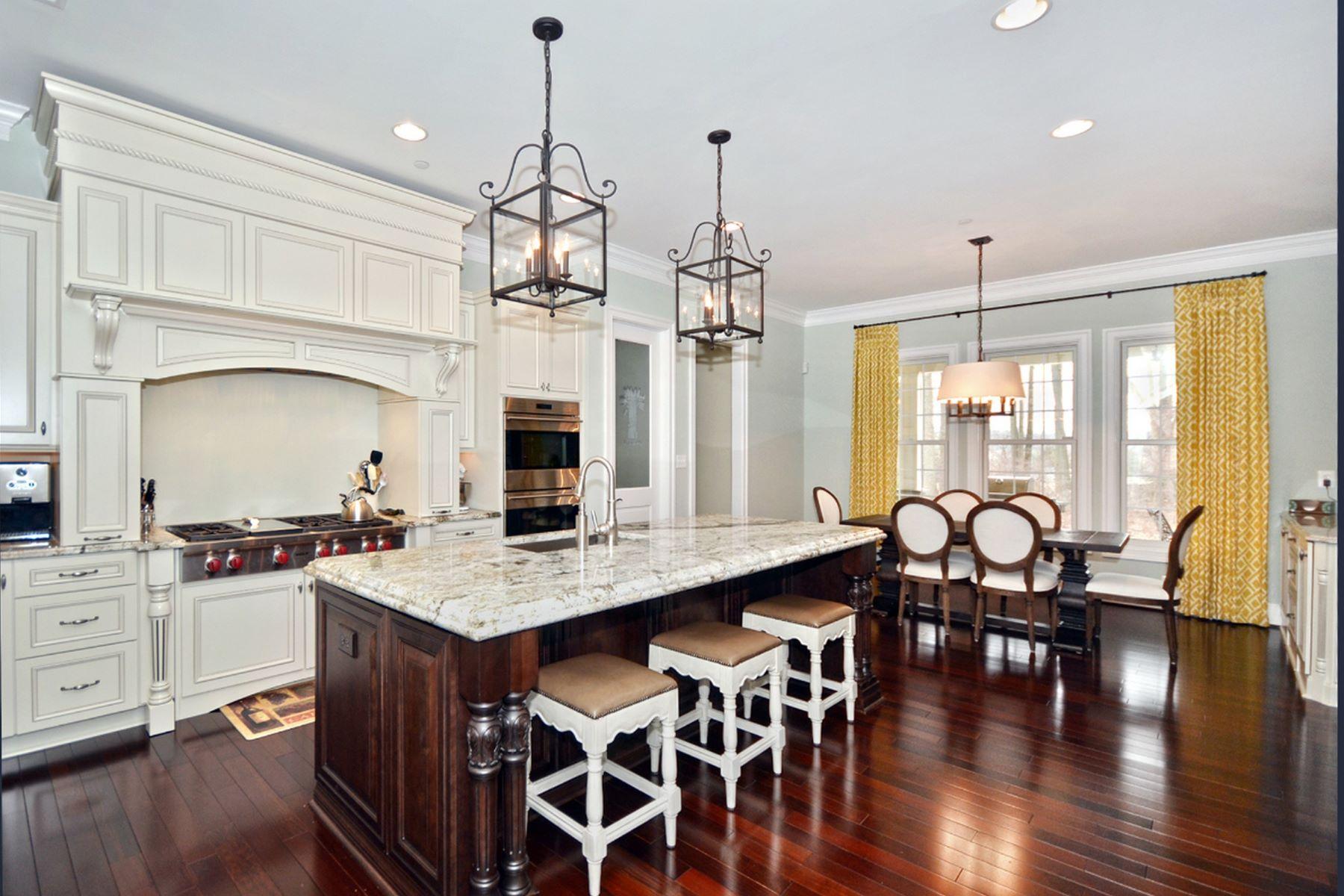 Частный односемейный дом для того Продажа на Castanea Estates 1126 Castanea Court Lutherville Timonium, Мэриленд 21093 Соединенные Штаты