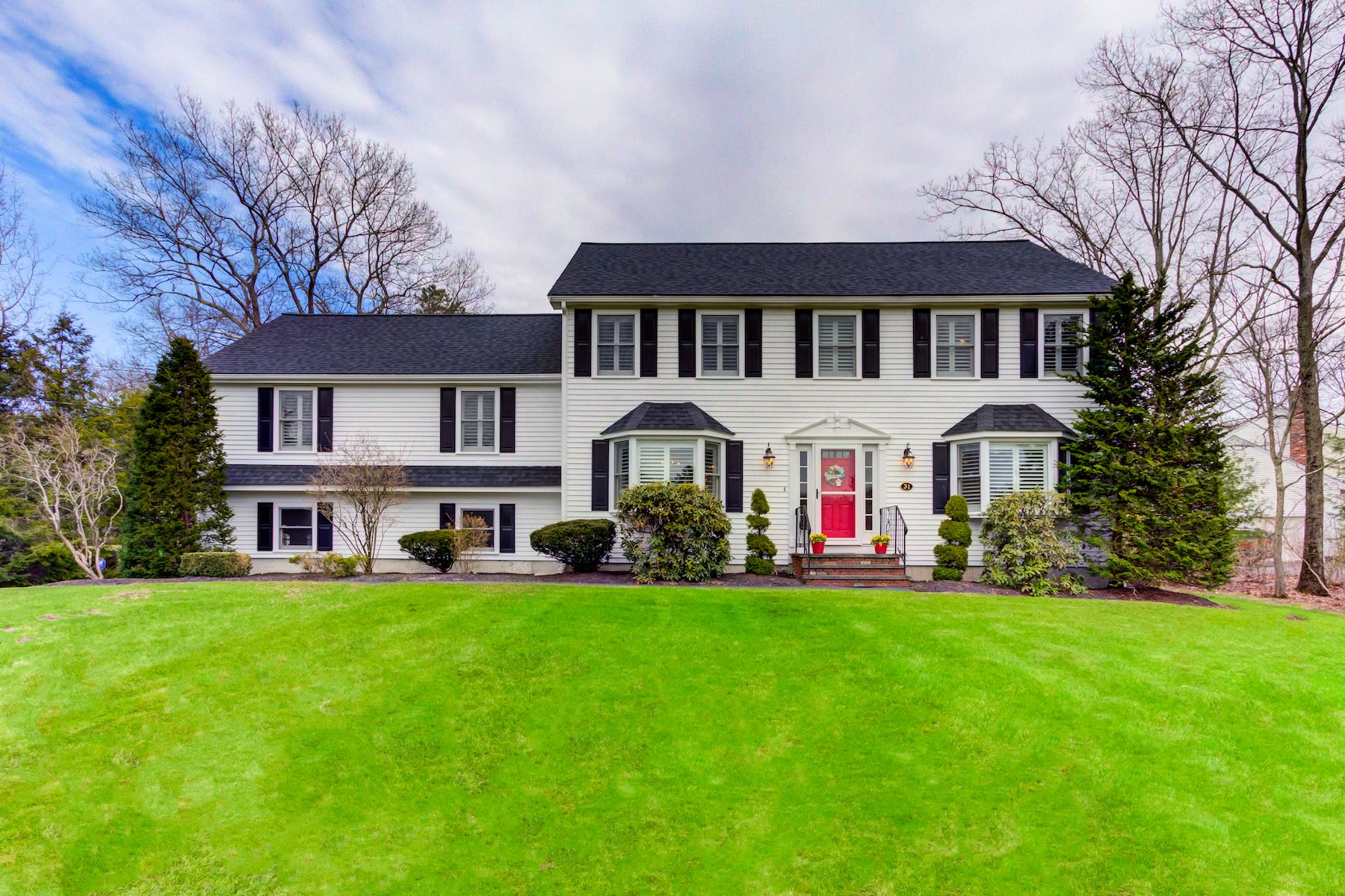 Single Family Home for Active at 31 Bridie Lane, Norfolk 31 Bridie Ln Norfolk, Massachusetts 02056 United States
