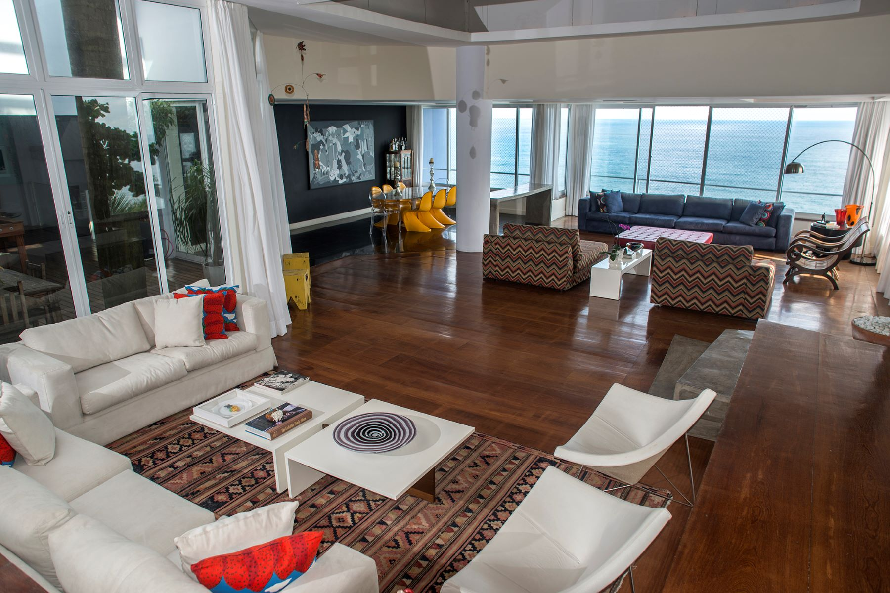 獨棟家庭住宅 為 出售 在 Amazing Sea View Avenida Niemeyer Rio De Janeiro, 里約熱內盧, 22450-220 巴西