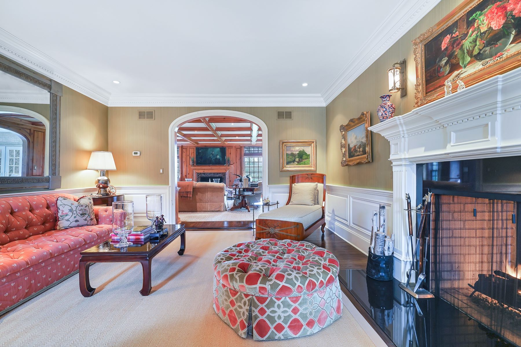 Additional photo for property listing at Classic Elegance 4 Oxford Lane, Harding Township, New Jersey 07960 Hoa Kỳ