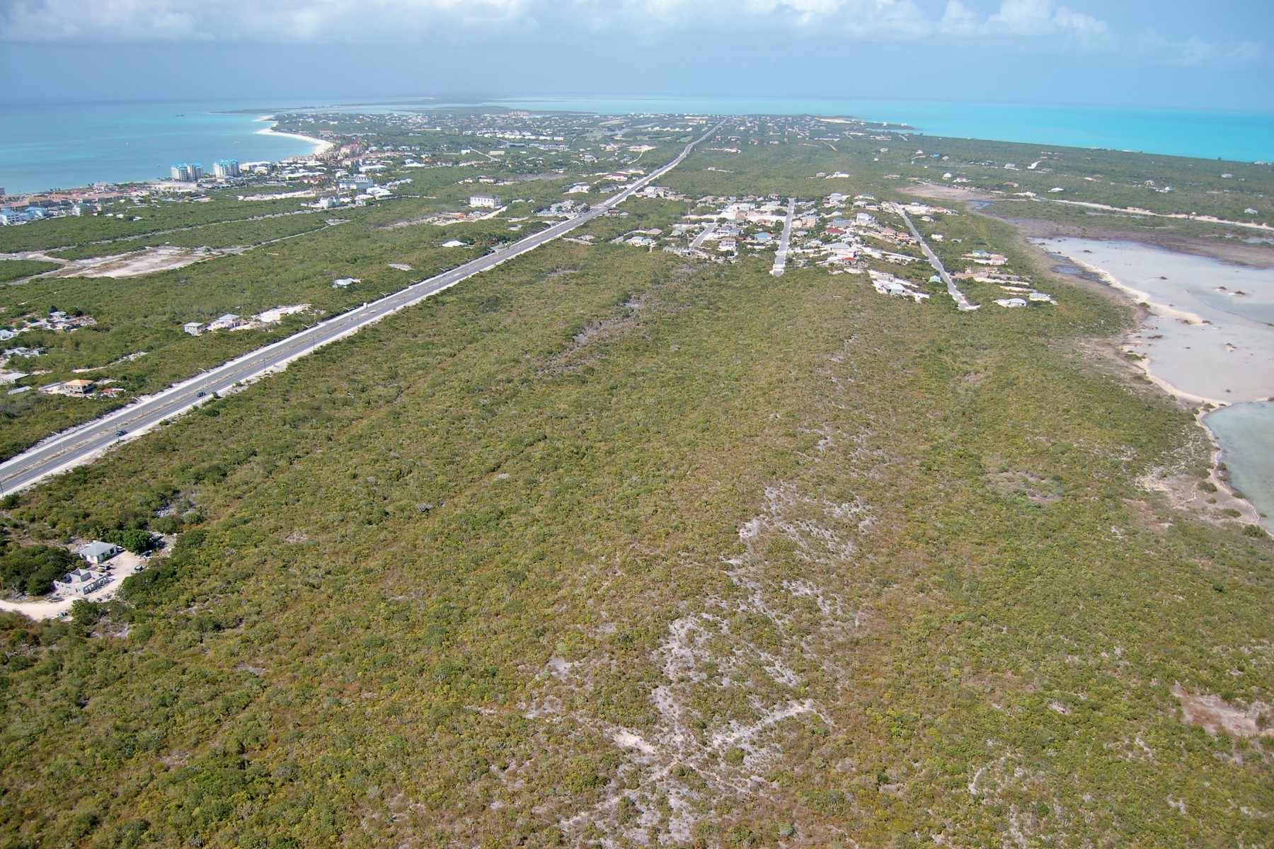 Additional photo for property listing at Undeveloped Commerical Land Leeward Highway The Bight, Providenciales Islas Turcas Y Caicos