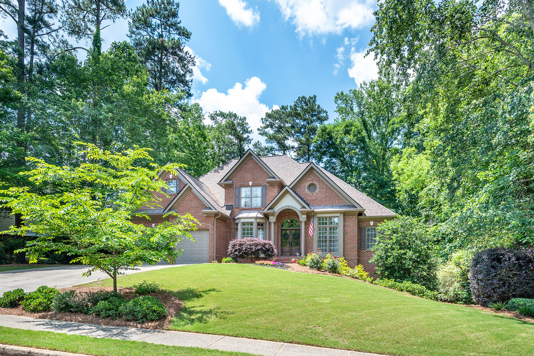 Single Family Homes for Sale at Beautiful Home in Sought-After Browns Farm 603 Owl Creek Drive Powder Springs, Georgia 30127 United States