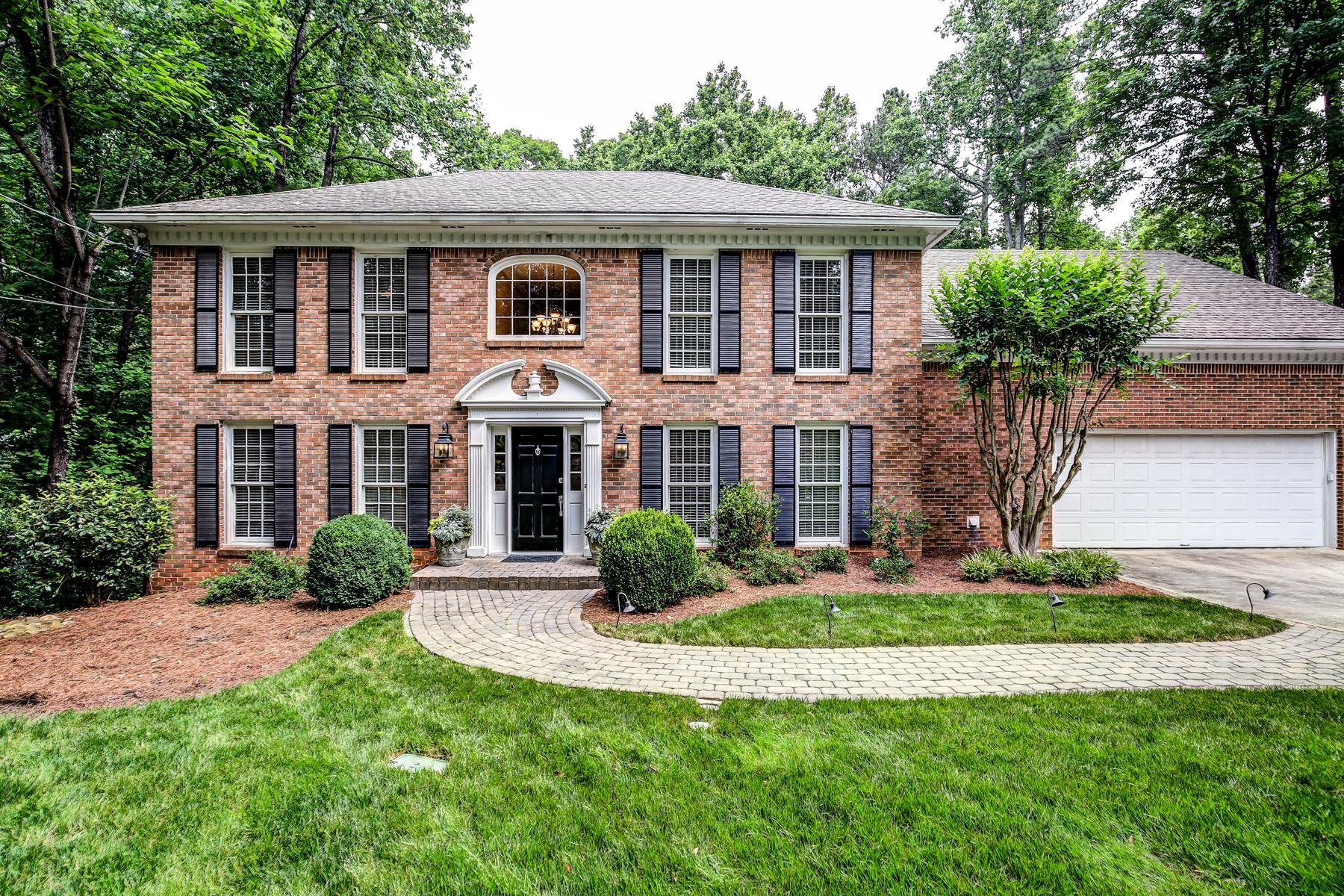 Maison unifamiliale pour l Vente à Gorgeous, Move-in Ready Chastain Park Cul-de-sac Home 85 Tall Pines Ct Chastain Park, Atlanta, Georgia, 30327 États-Unis