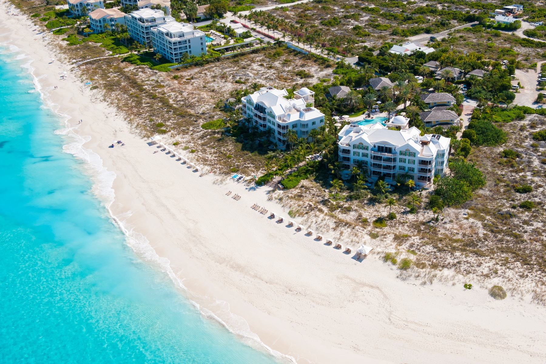 Condominio por un Venta en Point Grace - Suite E400 Beachfront Grace Bay, Providenciales, TC Islas Turcas Y Caicos