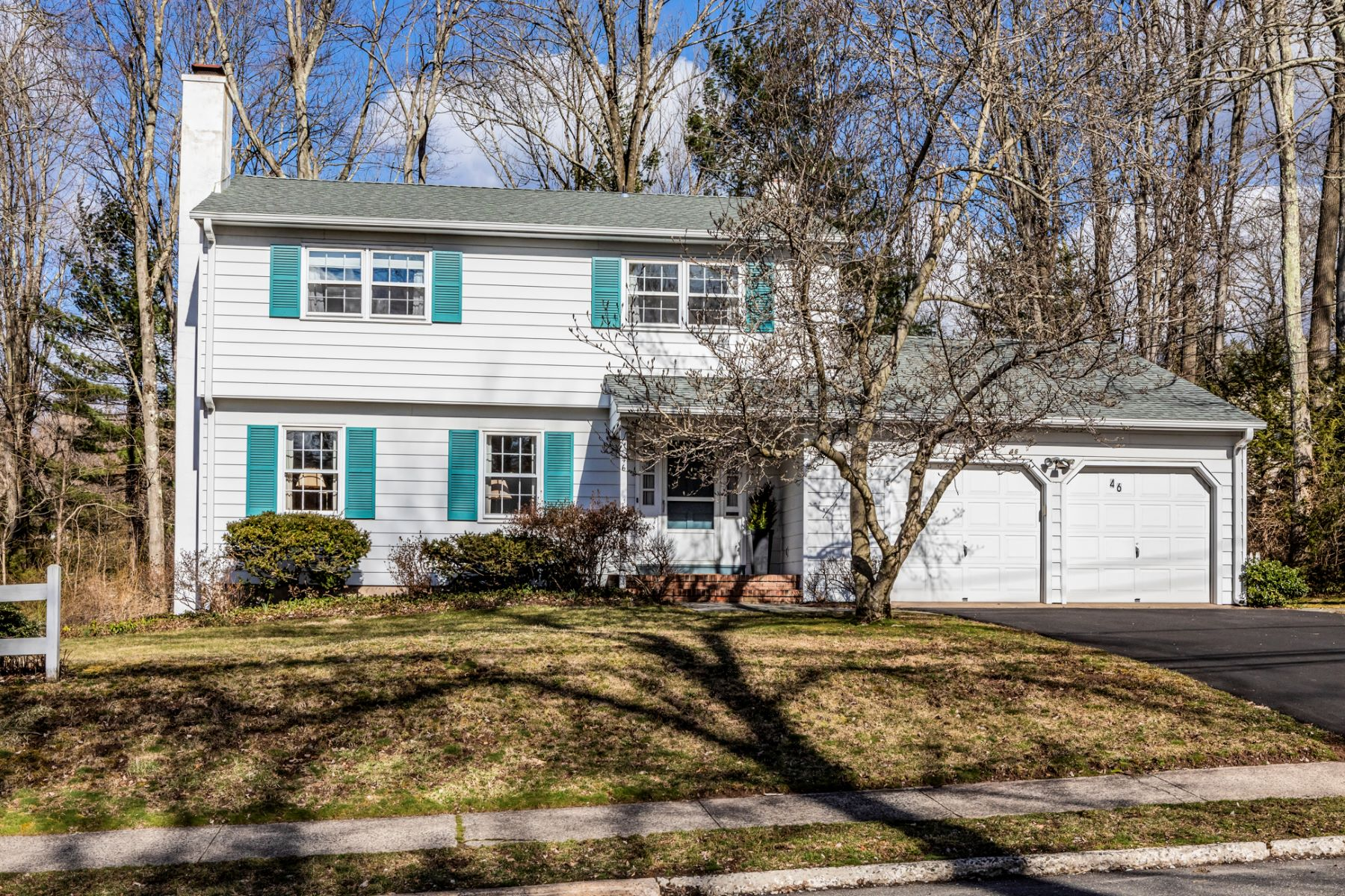 Single Family Home for Sale at Wonderful Practicality and Comfort, Right in Town 46 Terhune Road, Princeton, New Jersey 08540 United States