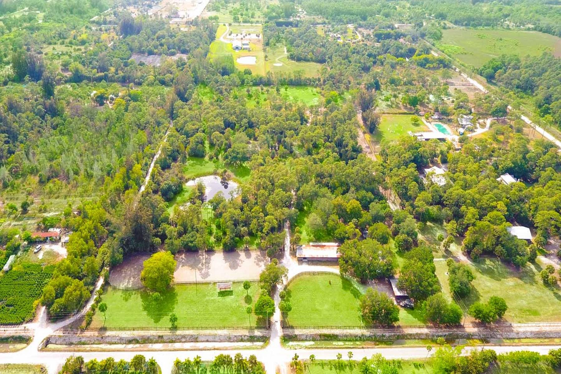 Nhà ở một gia đình vì Bán tại 2833 F Road Loxahatchee, Florida, 33470 Hoa Kỳ