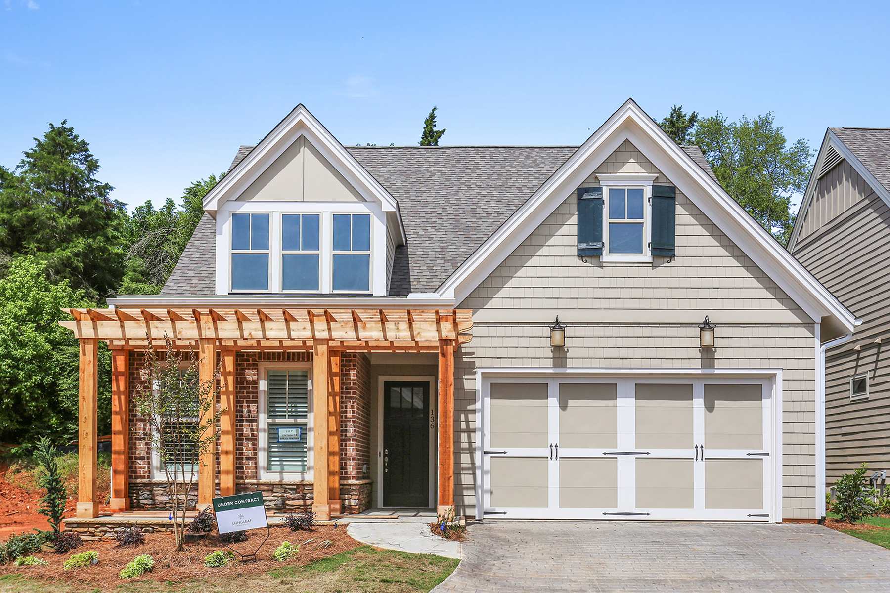 Single Family Home for Sale at Premier Active Adult Community 360 Hotchkiss Ln Marietta, Georgia 30064 United States