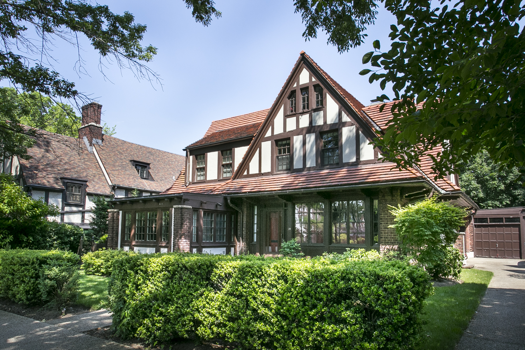 "Single Family Home for Sale at ""ARCHITECTURALLY DISTINCTIVE HOME"" 74 Ascan Avenue, Forest Hills, 11375 United States"
