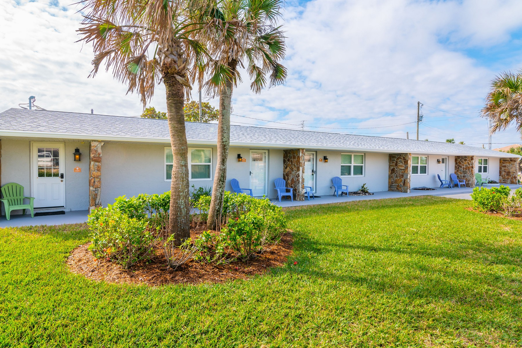 Multi-Family Homes for Sale at Tranquility Beach Resort 5695 S Highway A1A Melbourne Beach, Florida 32951 United States