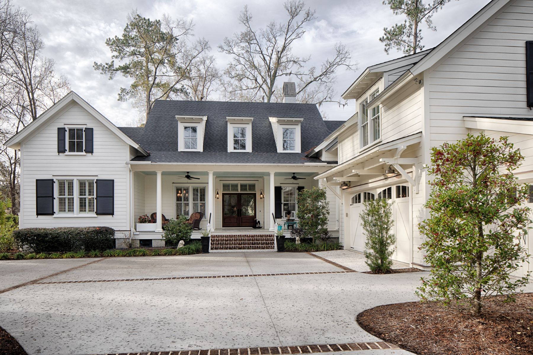 Single Family Homes for Active at 6 Sandy Hill Lane Okatie, South Carolina 29909 United States