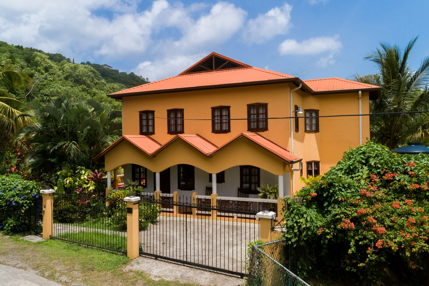 Multi-Family Homes for Sale at Villa Papillon Marigot Bay, Castries St. Lucia