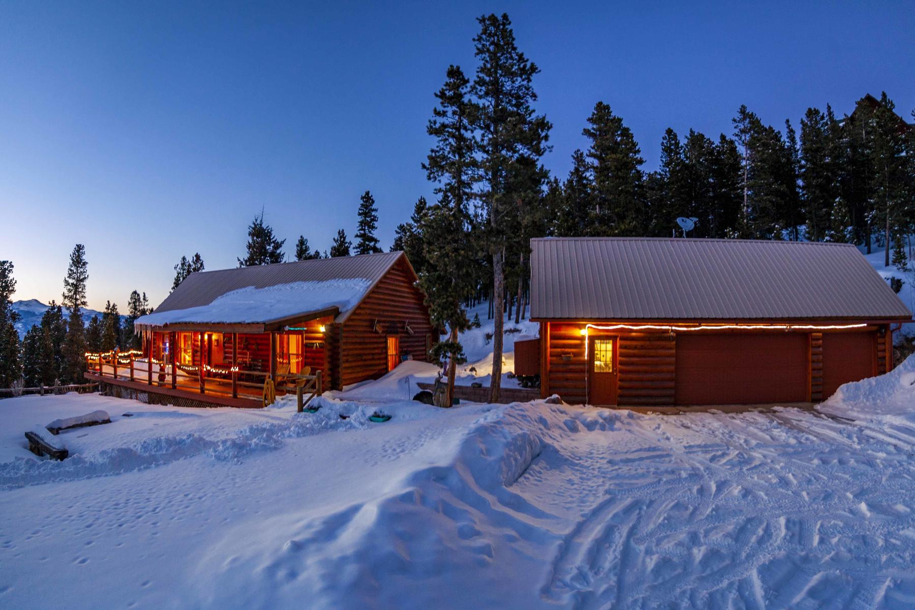 Single Family Homes para Venda às Idaho Springs, Colorado 80452 Estados Unidos