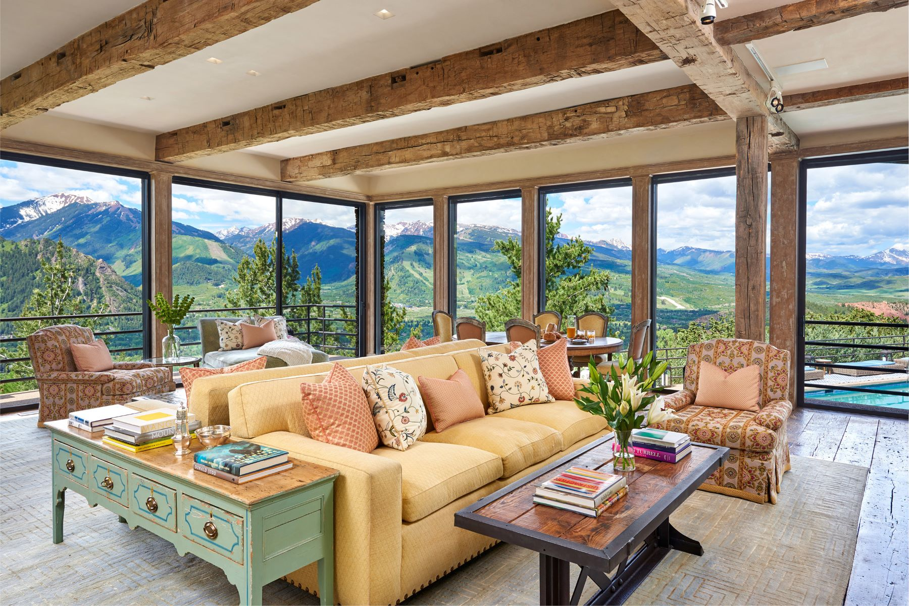 single family homes for Sale at Best of Red Mountain 85 Sabin Drive Aspen, Colorado 81611 United States