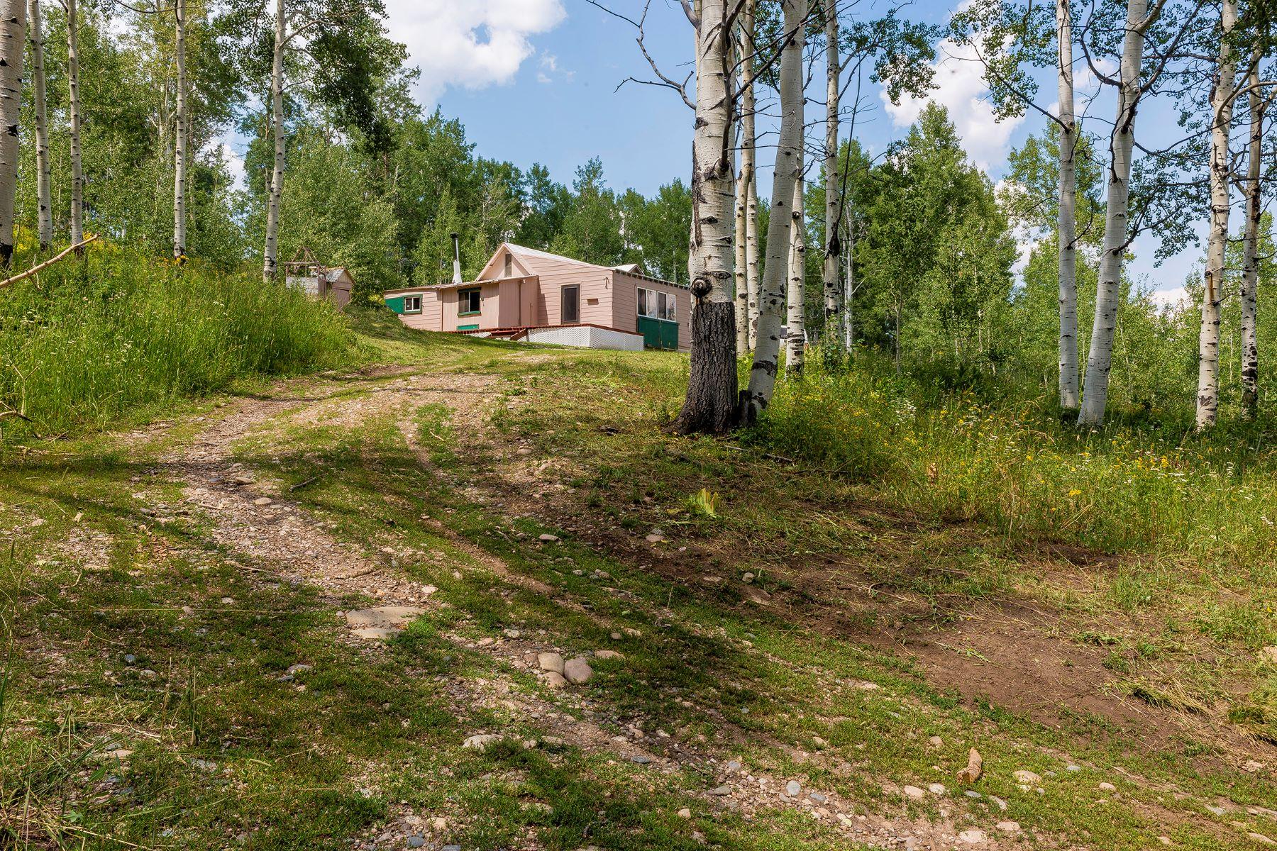 Single Family Homes 为 销售 在 Hunter's Retreat 52725 Quaker Mountain Cir N 海登, 科罗拉多州 81639 美国