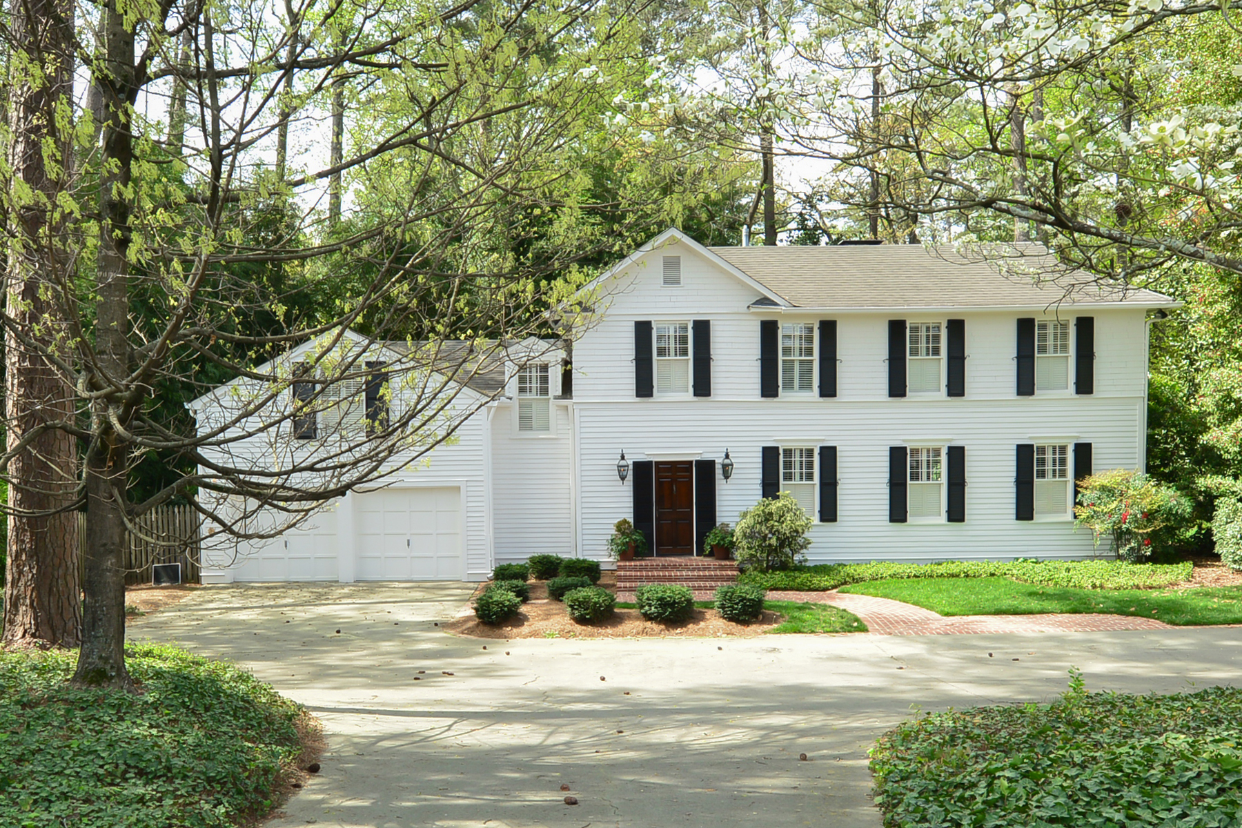 Single Family Home for Sale at Historic Brookhaven Charmer With Golf View 100 W Brookhaven Drive NE Atlanta, Georgia 30319 United States