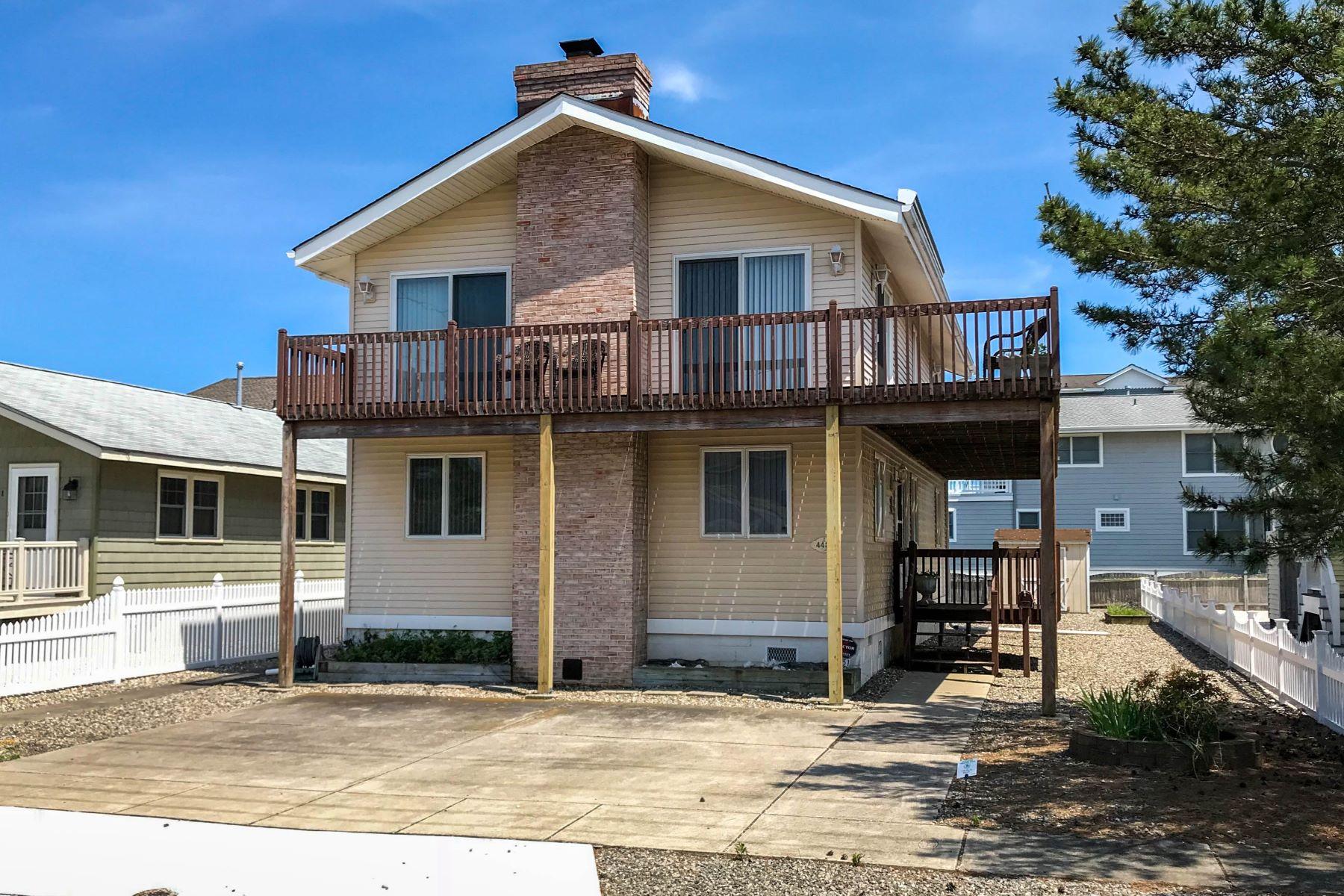 단독 가정 주택 용 매매 에 Ocean Drive Classic 4451 Ocean Drive, Avalon, 뉴저지 08202 미국