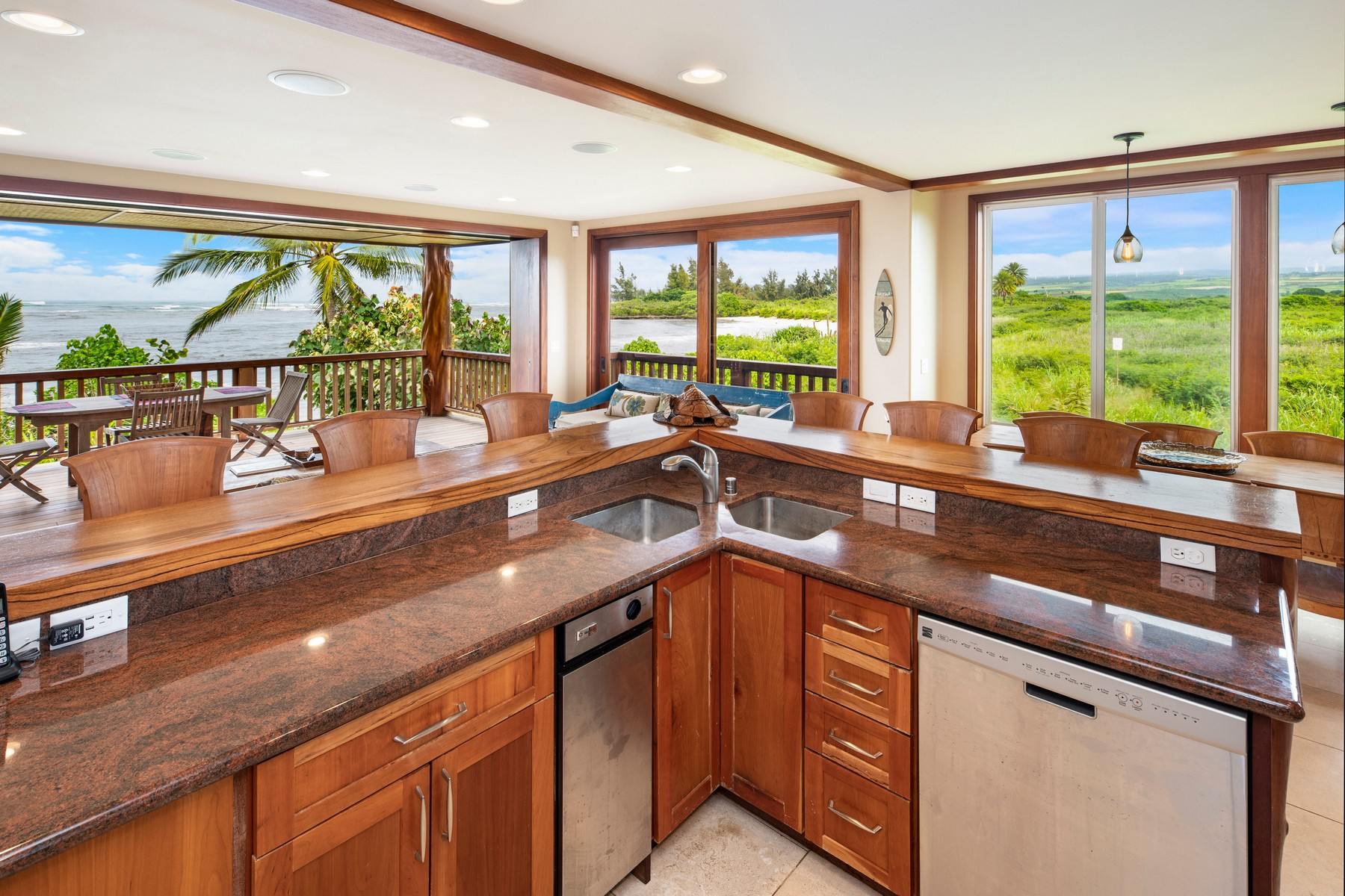 Single Family Homes for Active at North Shore Gem 674A Kahaone Pl #2 Waialua, Hawaii 96791 United States