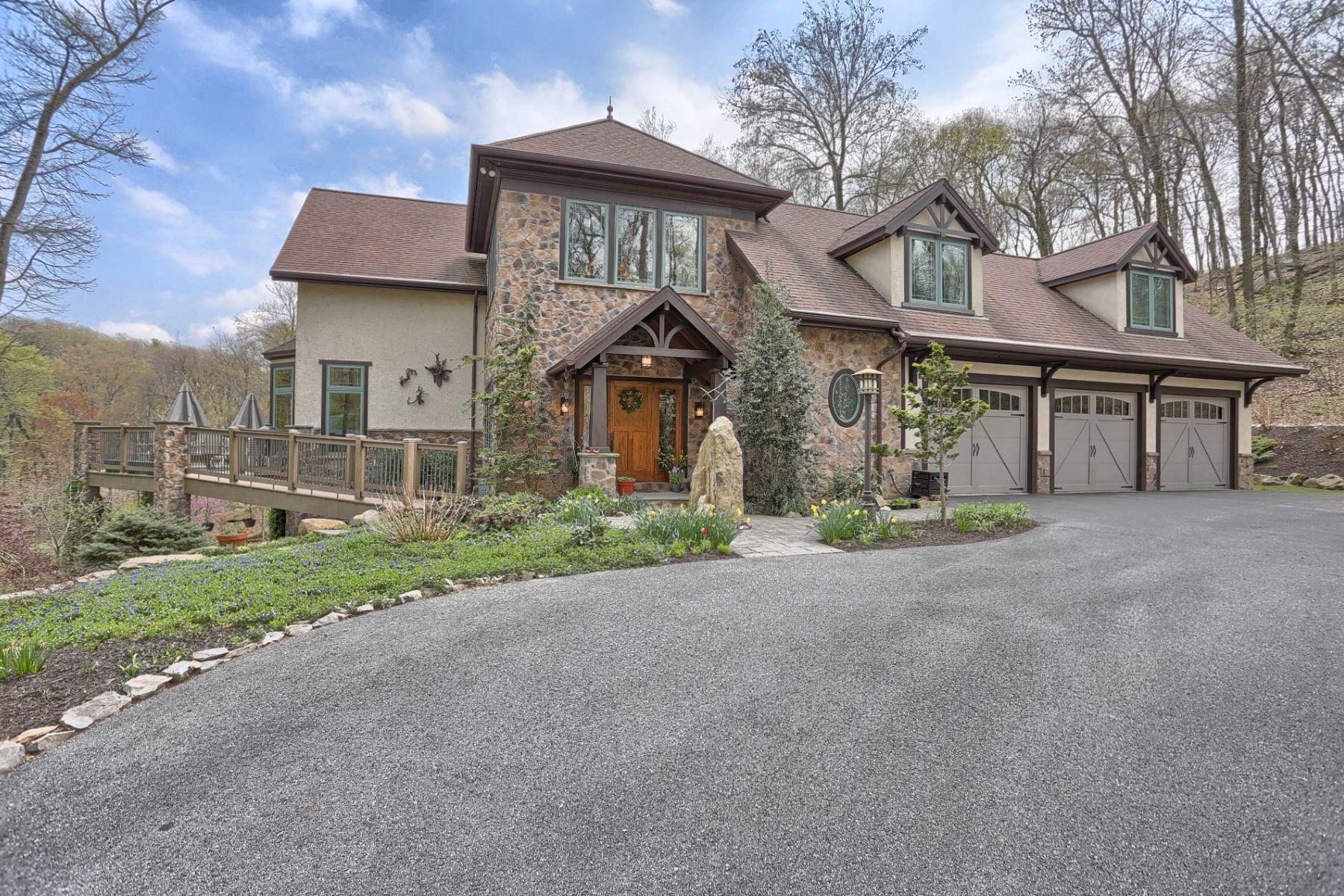 独户住宅 为 销售 在 3 Stone Pond Lane Wernersville, 19565 美国