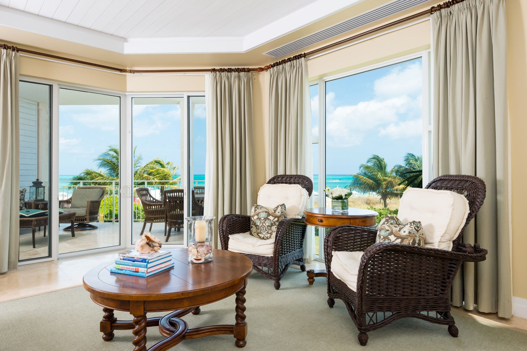 Condominium for Sale at West Bay Club ~ Suite 208 Beachfront, Grace Bay, Providenciales, TC Turks And Caicos Islands