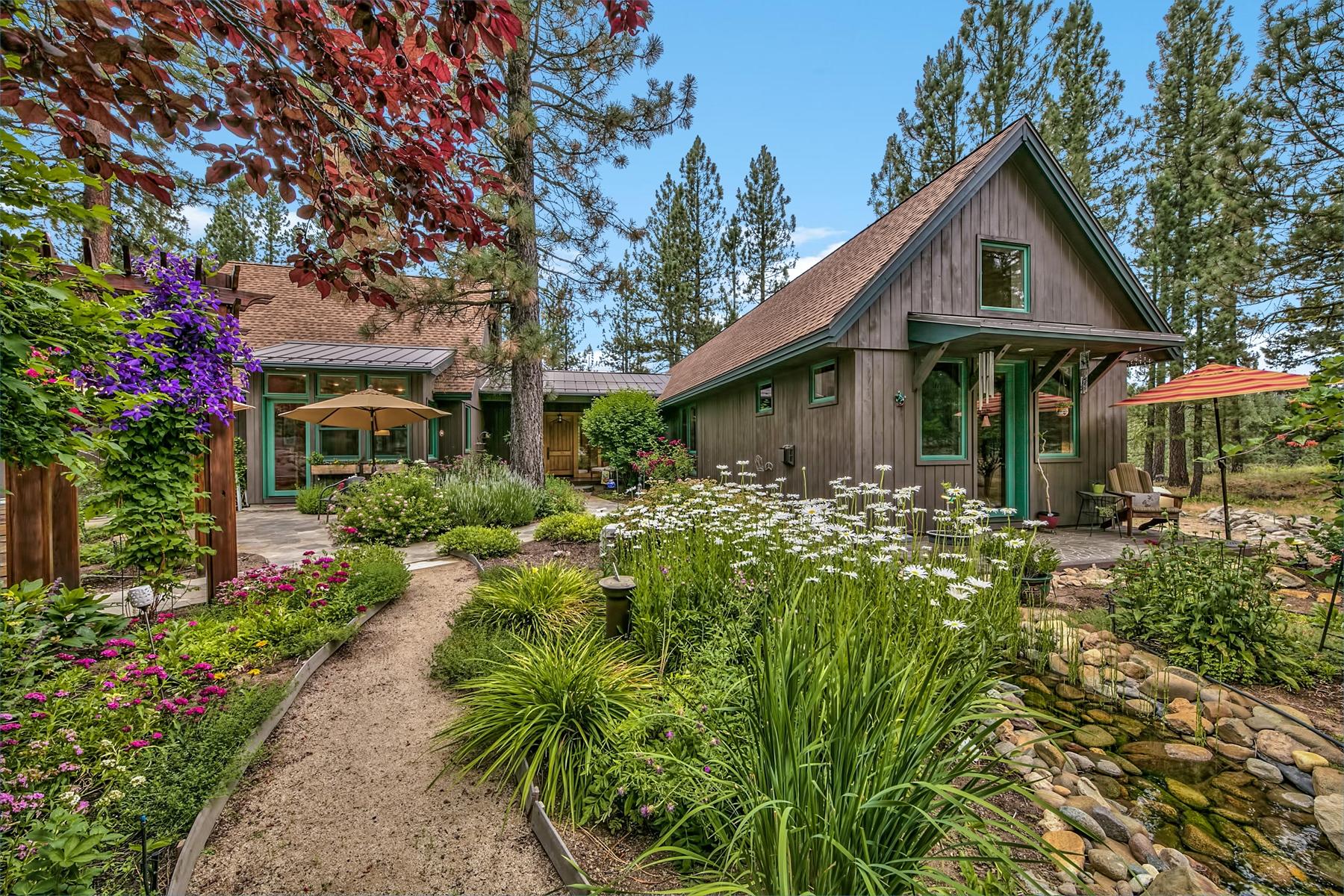 Property por un Venta en 1091 Valley Ranch Drive, Clio, CA 1091 Valley Ranch Drive Clio, California 96106 Estados Unidos