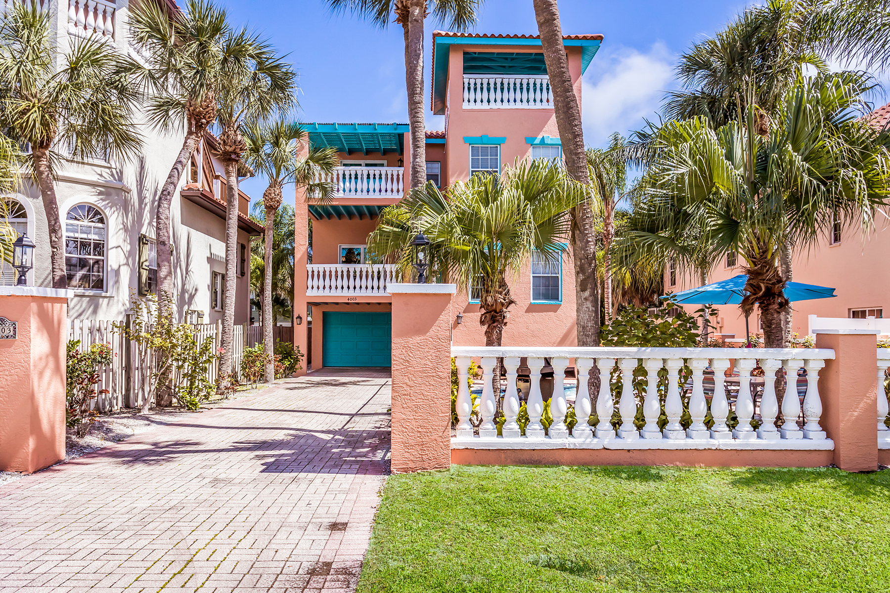 single family homes for Active at HOLMES BEACH 4003 5th Ave Holmes Beach, Florida 34217 United States