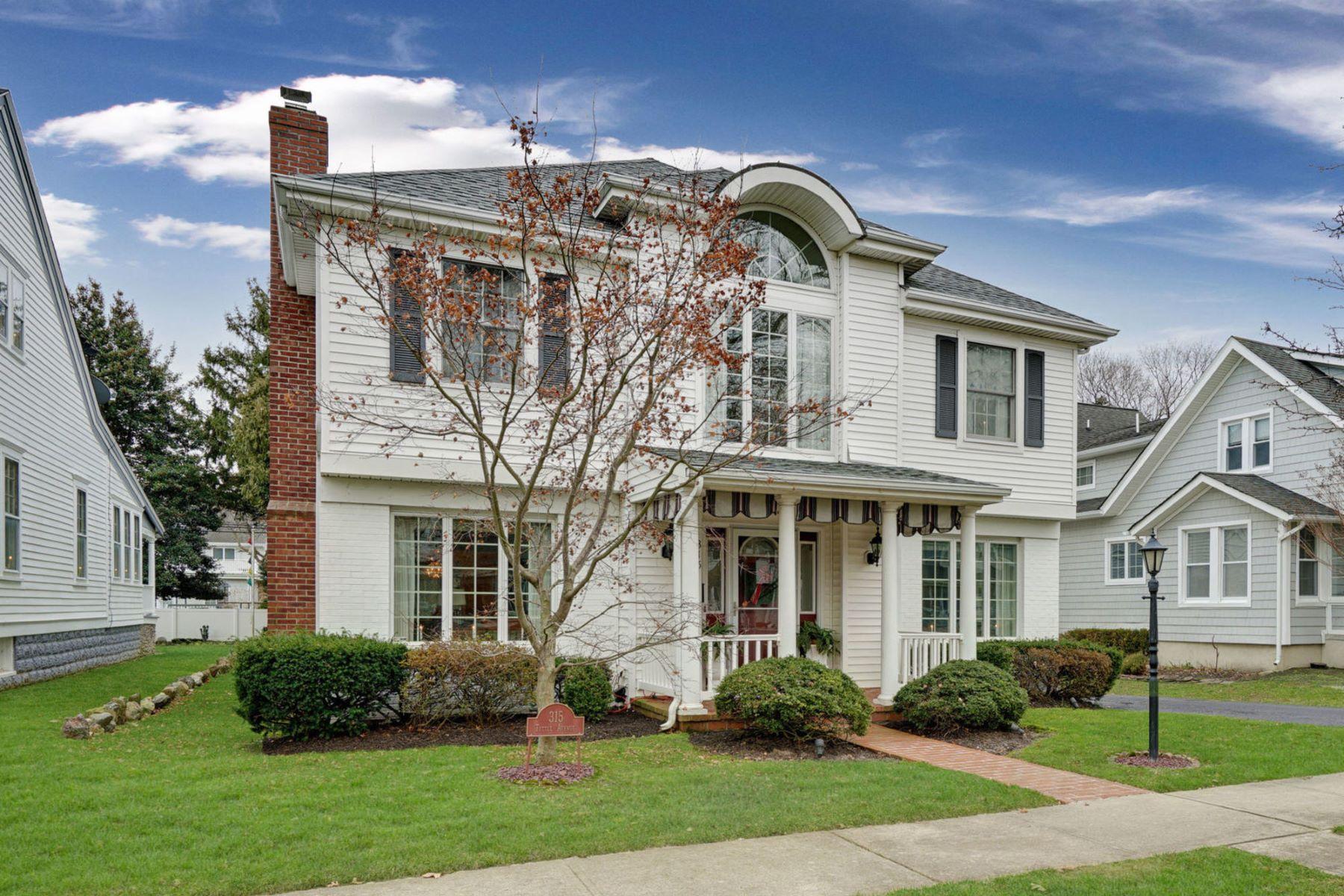 Property 为 出租 在 Immaculate Summer Rental in Spring Lake 315 Tuttle Avenue, 斯普林莱克, 新泽西州 07762 美国
