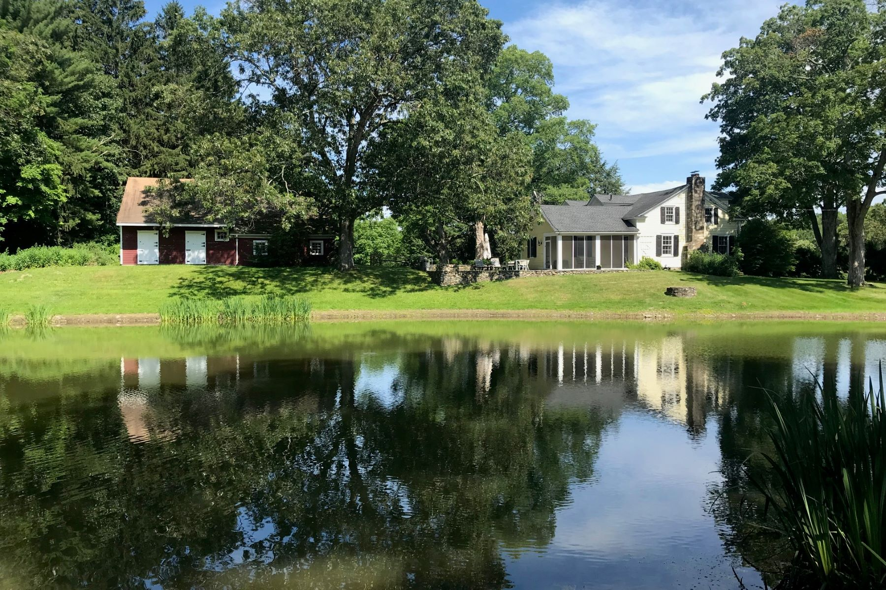 Single Family Homes for Active at Pond View House 71 Ruskey Lane Hyde Park, New York 12538 United States