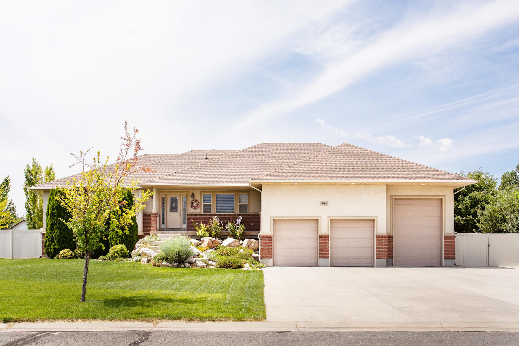 Single Family Homes for Sale at Standout Rambler 3791 South 3750 West, West Haven, Utah 84401 United States