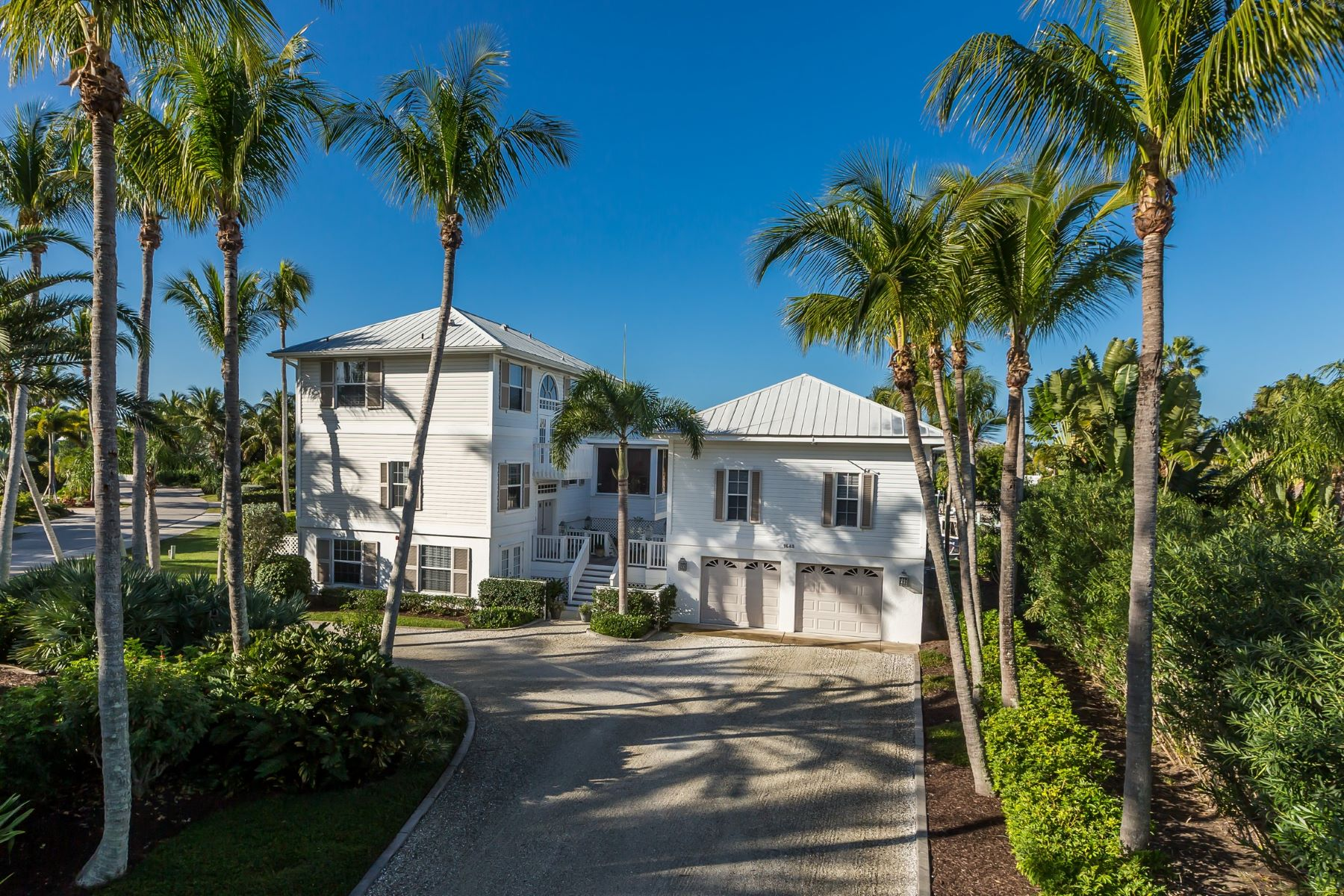 Single Family Homes for Sale at 1643 Jean Lafitte Drive Boca Grande, Florida 33921 United States