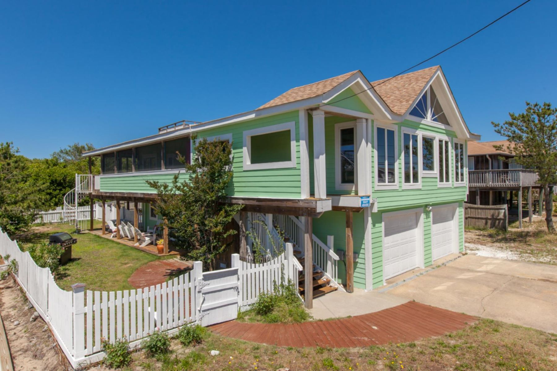 Casa Unifamiliar por un Venta en C-Monster - Sandbridge Beach 2617 Sandpiper Road, Virginia Beach, Virginia, 23456 Estados Unidos