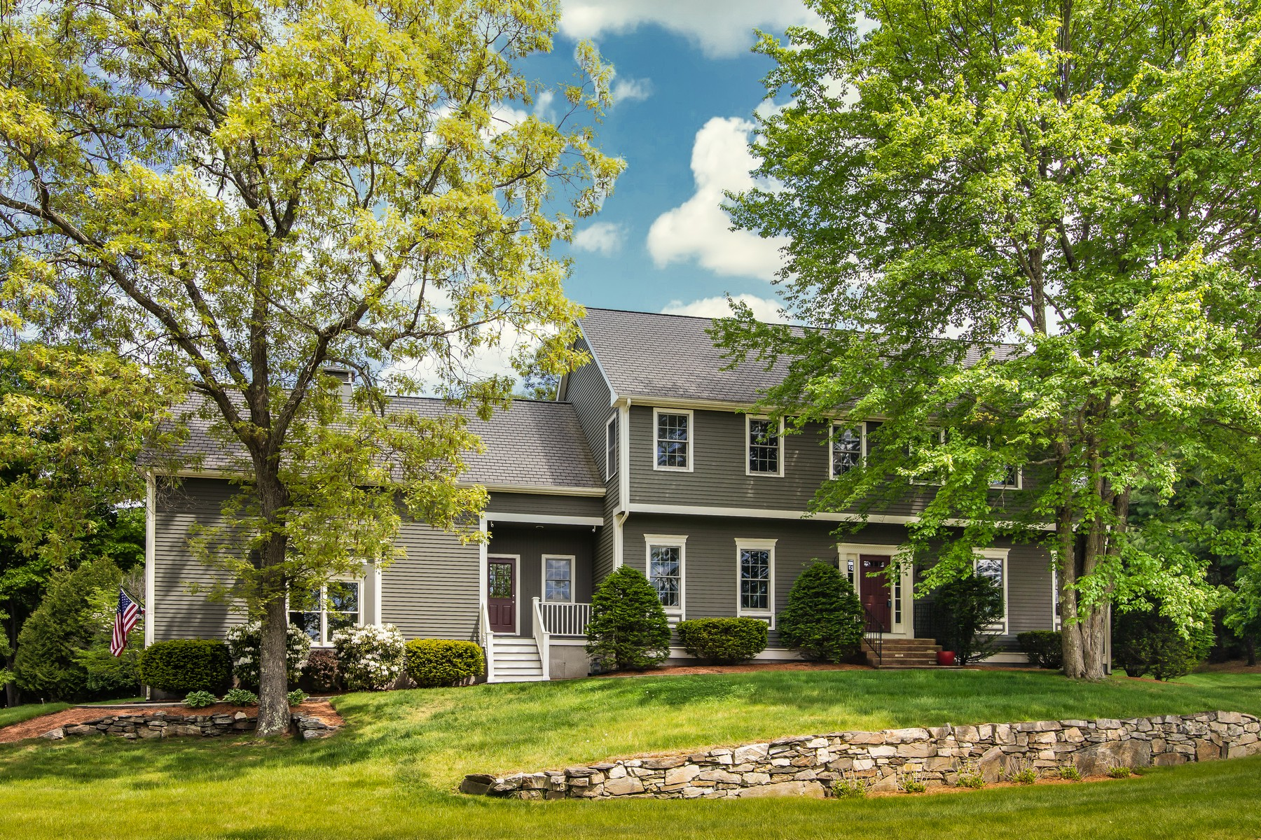 Single Family Homes for Active at Expansive Garrison Colonial 10 Edmund Brigham Way Westborough, Massachusetts 01581 United States