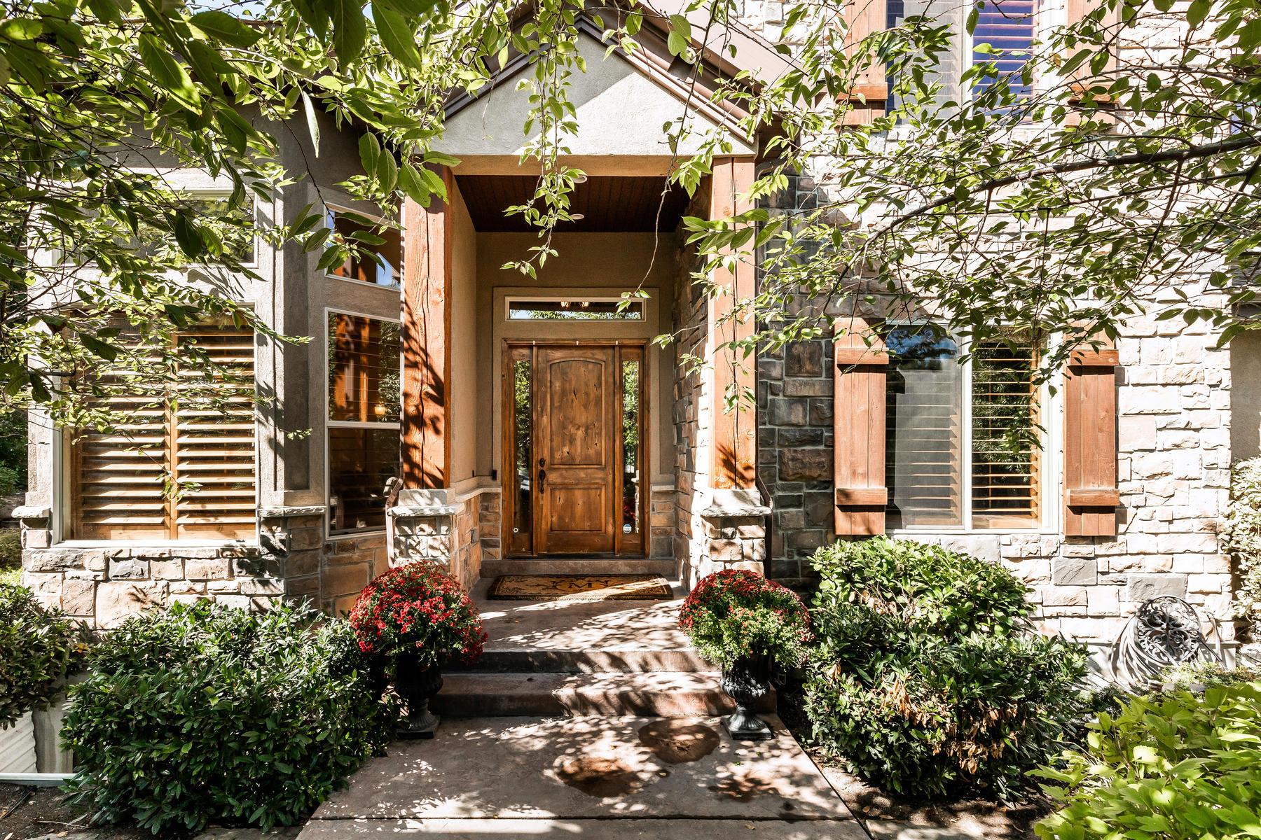Single Family Homes for Sale at Designed for Modern Living 4756 Hidden Woods Ln, Murray, Utah 84107 United States