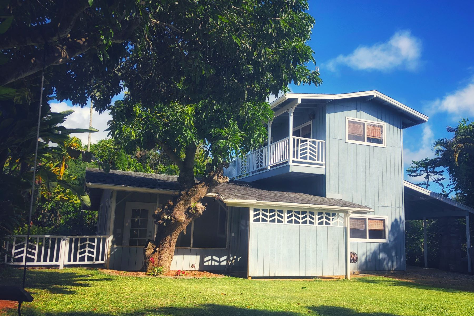 Single Family Homes for Active at Cute House 1720-B Kaehulua Place Kapaa, Hawaii 96746 United States