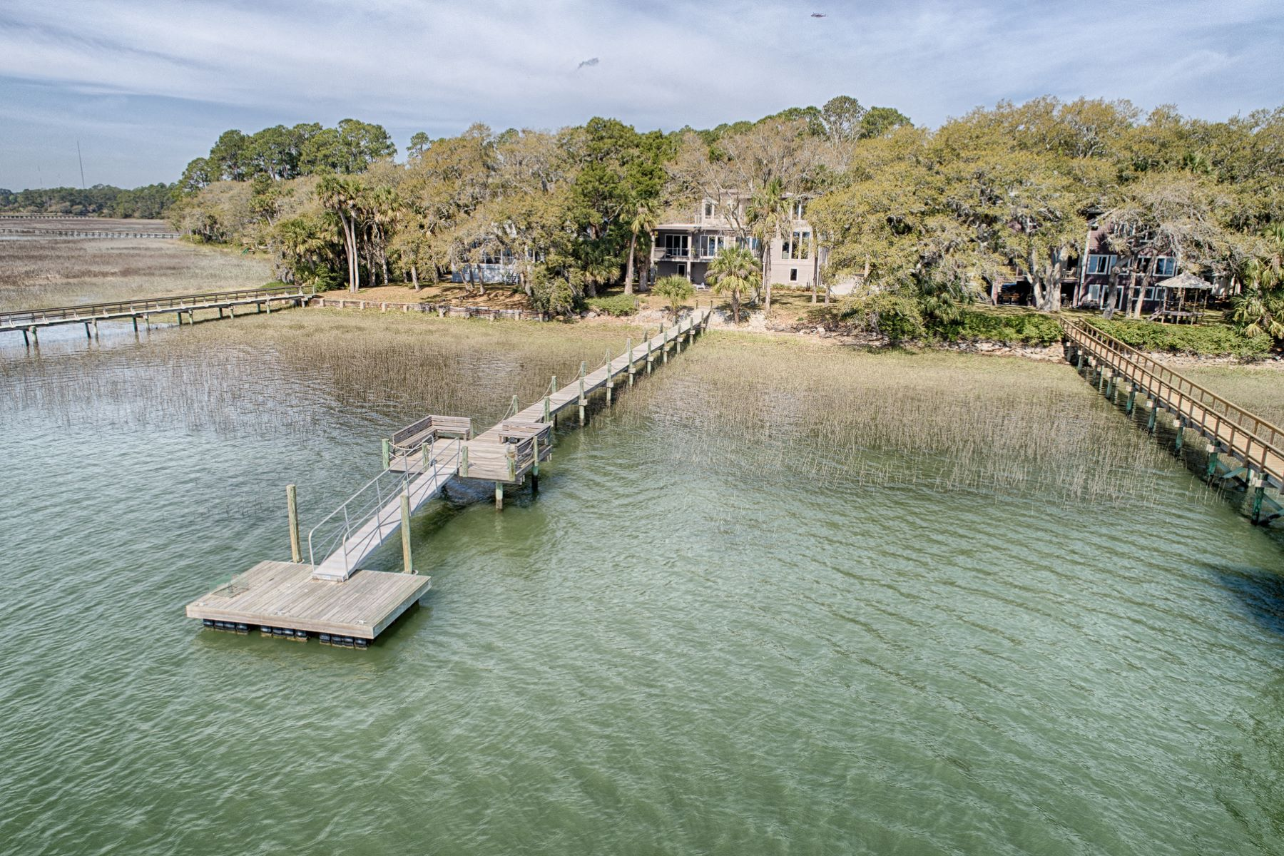 Single Family Homes のために 売買 アット 31 Big Oak St NW 31 Big Oak Street NW, Hilton Head Island, サウスカロライナ 29926 アメリカ