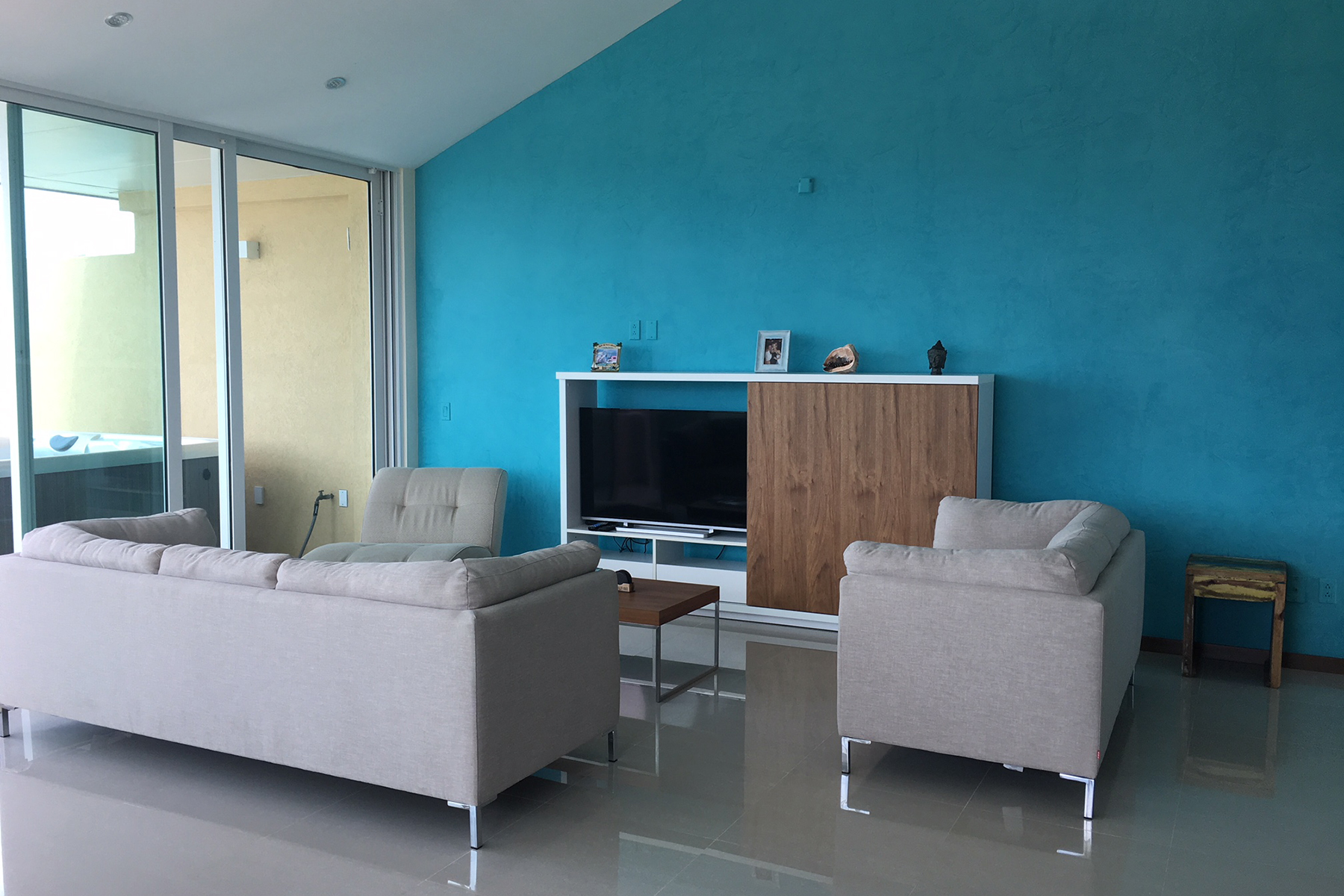 Additional photo for property listing at Blue Penthouse PH 1-6 Eagle Beach, 阿鲁巴 阿鲁巴岛