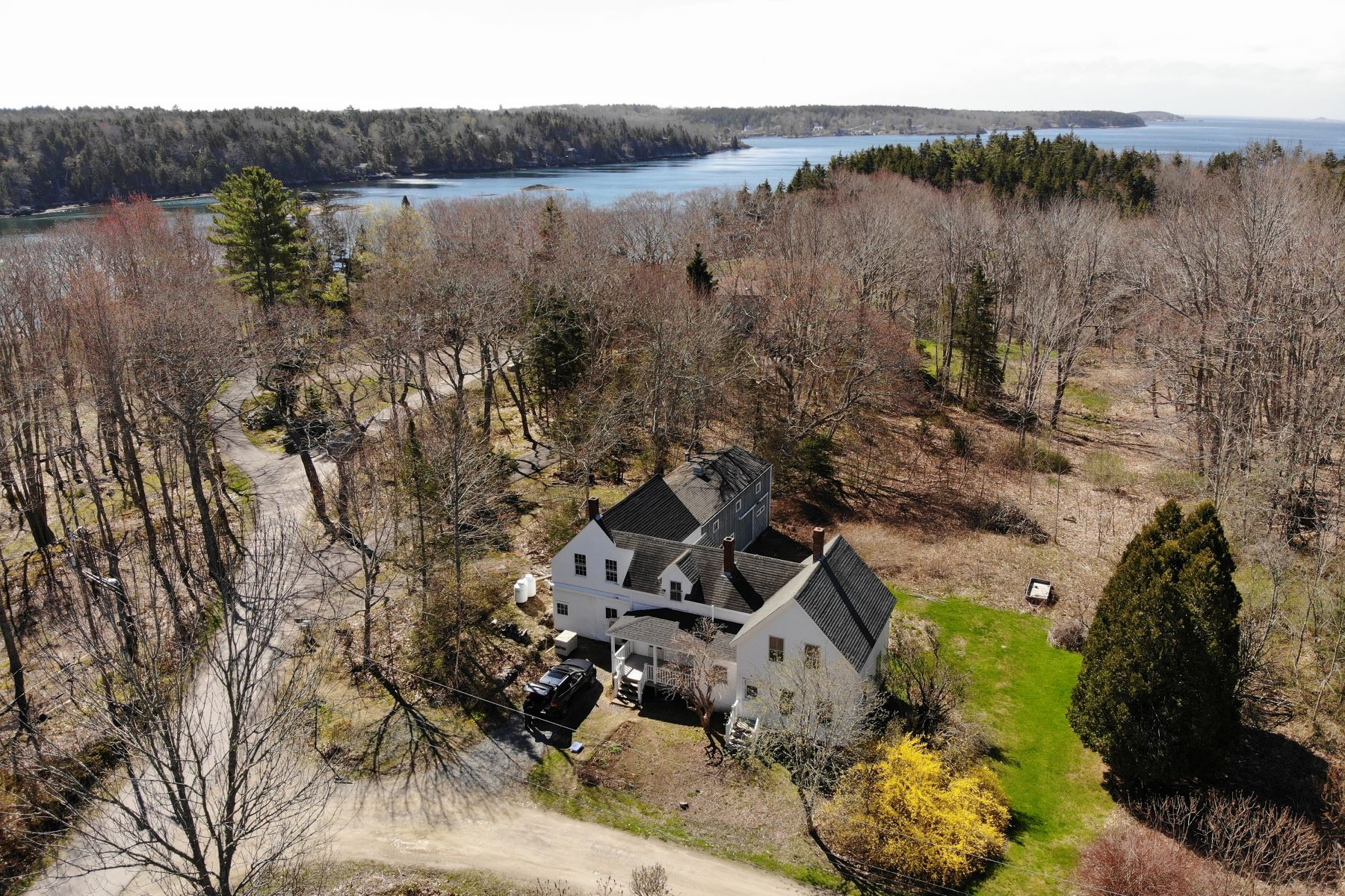 Single Family Homes للـ Sale في South Bristol, Maine 04573 United States