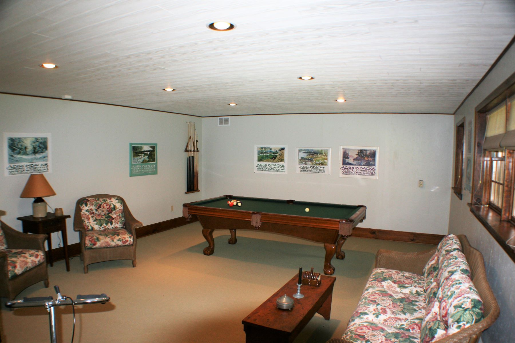 Additional photo for property listing at Pine Acres on Second Lake 193 Pine Acres Road N Old Forge, New York 13420 United States