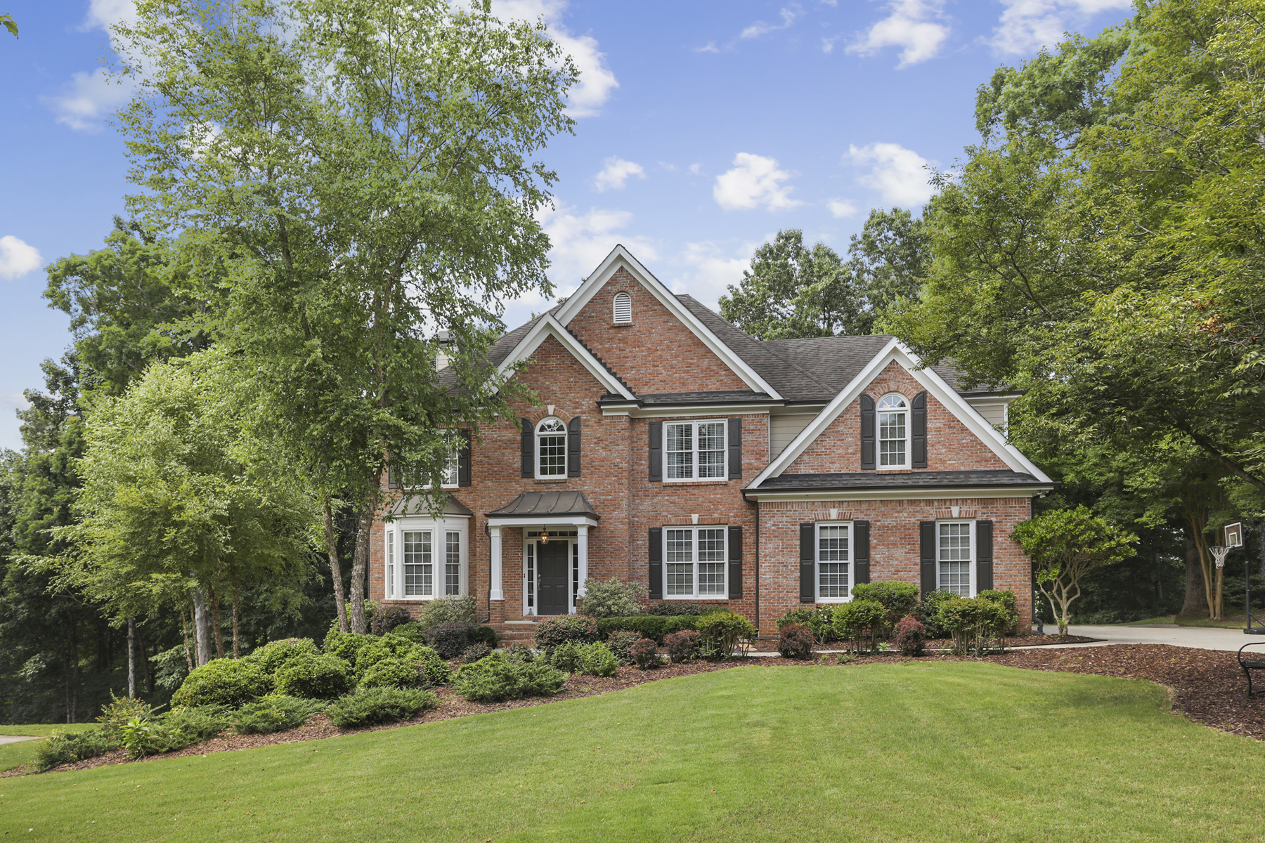 Single Family Homes for Active at Wild Timber Traditional 6178 Eagles Rest Trl Sugar Hill, Georgia 30518 United States
