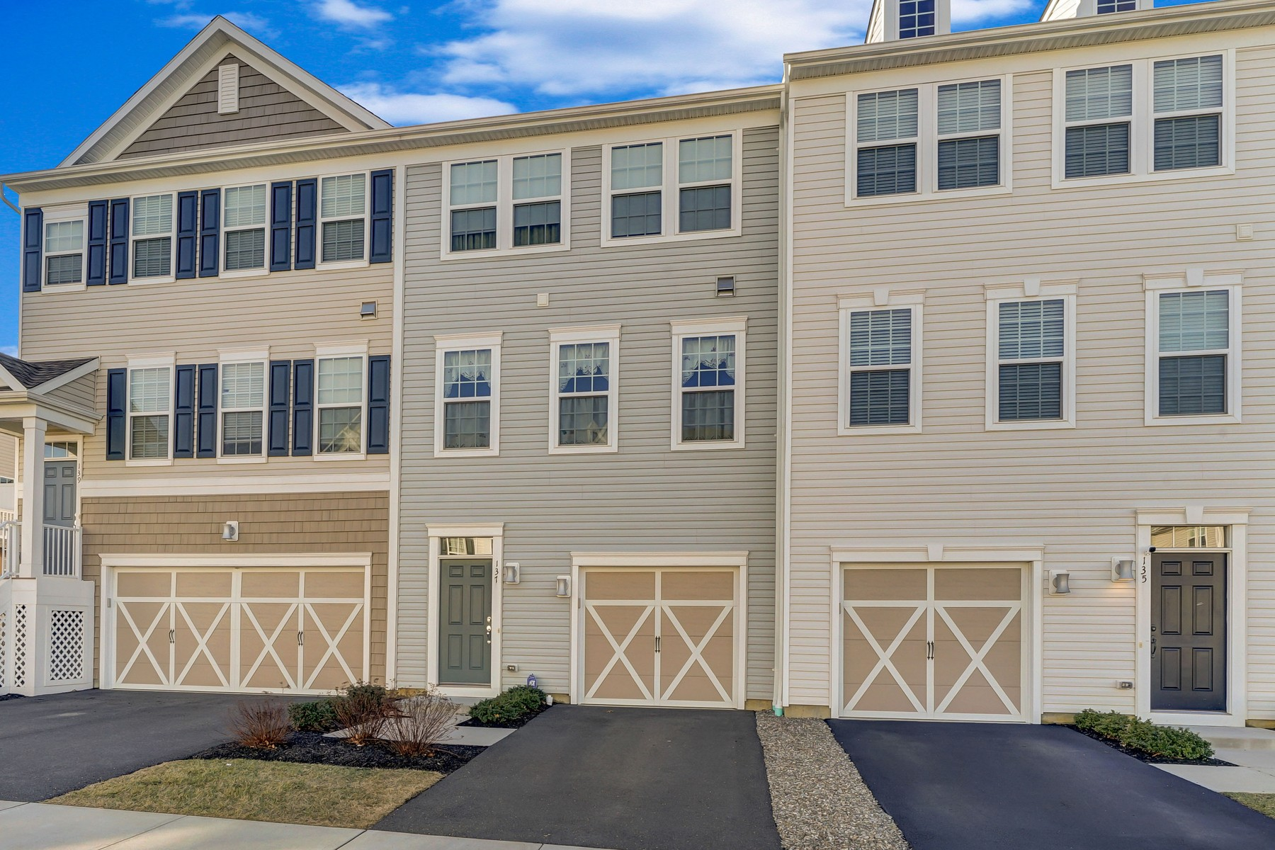 Condominium for Sale at Spacious 3 Level Luxury Townhome 137 Beacon Lane, Eatontown, New Jersey, 07724 United States