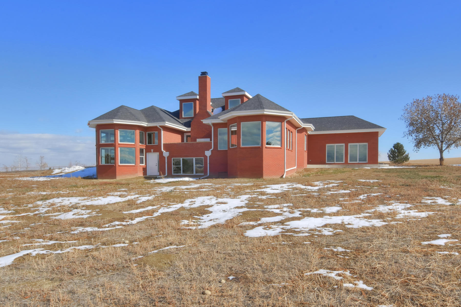 Single Family Homes for Sale at Red Brick Castle 6082 N 79th St Niwot, Colorado 80503 United States