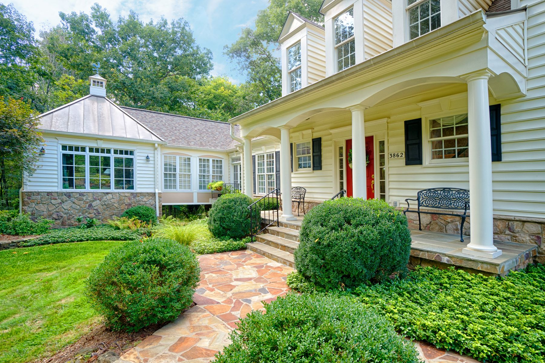 Single Family Home for Sale at Fox Walk 3862 Clifton Manor Place, Haymarket, Virginia, 20169 United States