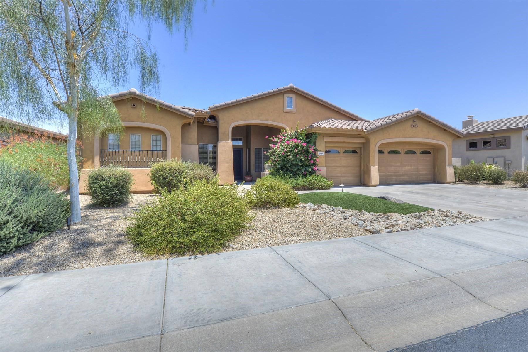 Частный односемейный дом для того Продажа на One of the Most Spectacular Golf Course Lots with Stunning Views 19991 N 84th Way Scottsdale, Аризона, 85255 Соединенные Штаты