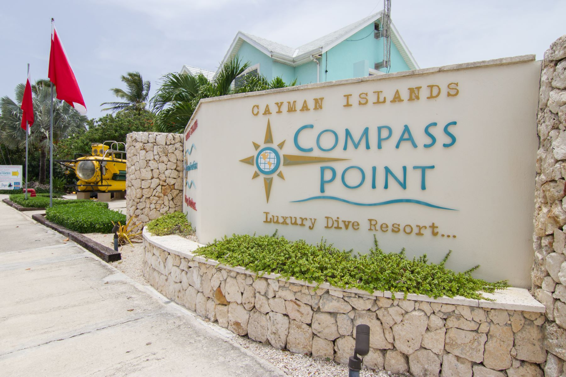 Additional photo for property listing at Compass Point Dive Resort Compass Point #316 342 Austin Conolly Dr East End, Gran Caimán KY1 Islas Caimán