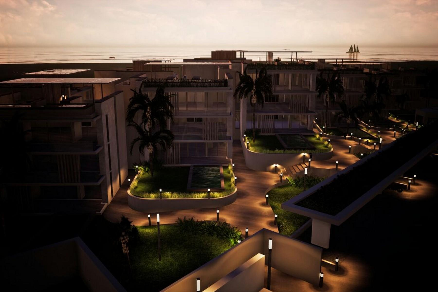 Apartments por un Venta en Le Savoy Grand Bay, Riviere Du Rempart Mauricio