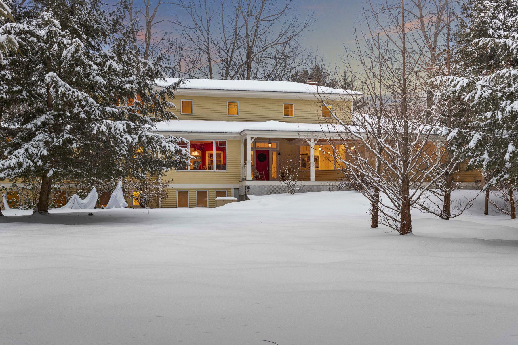 Single Family Homes for Active at Seven Tavern Lane 7 Tavern Lane Lyme, New Hampshire 03768 United States