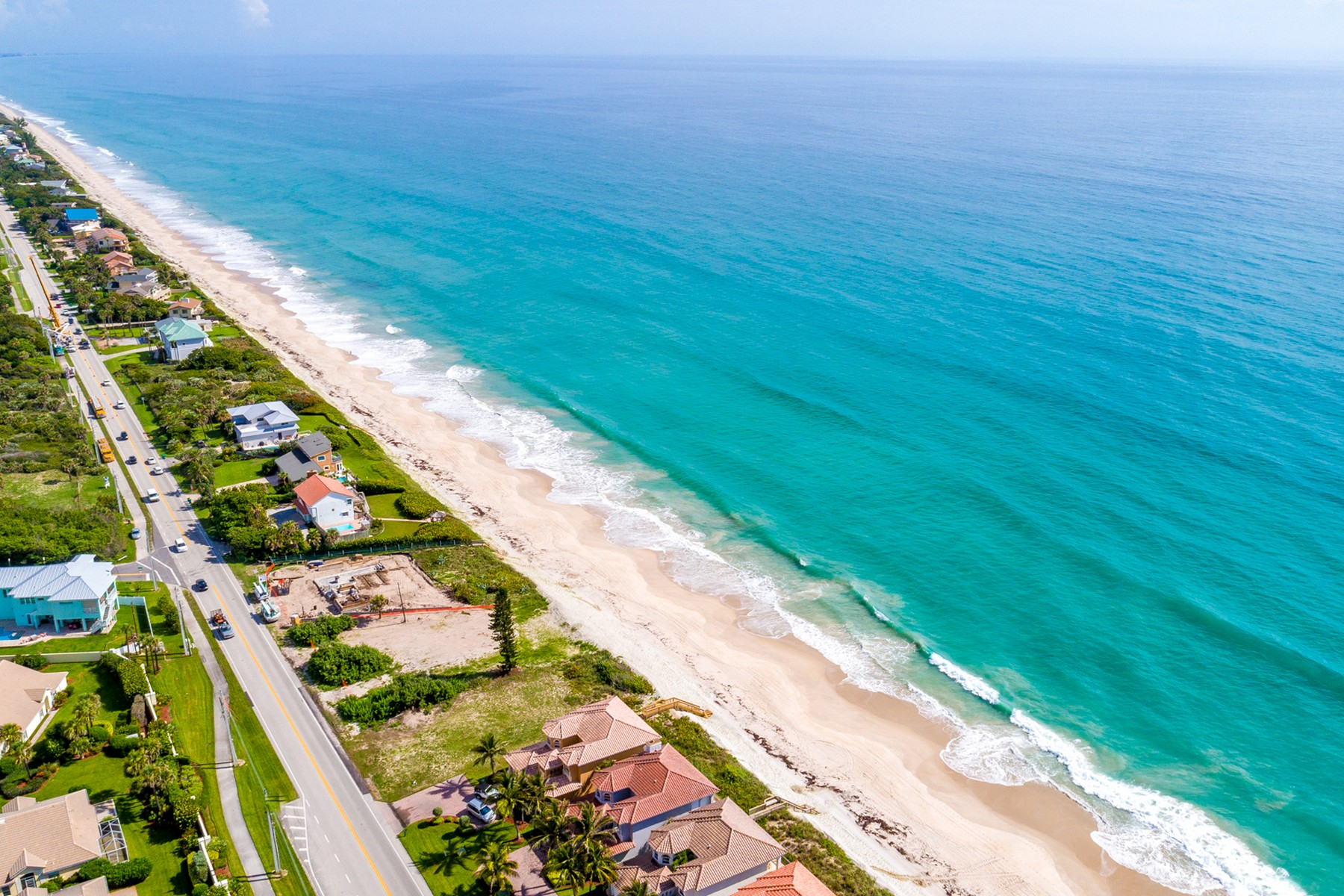 Land for Sale at Unique Oceanfront Homesite in Indian Landing 5485 Highway A1A Melbourne Beach, Florida 32951 United States
