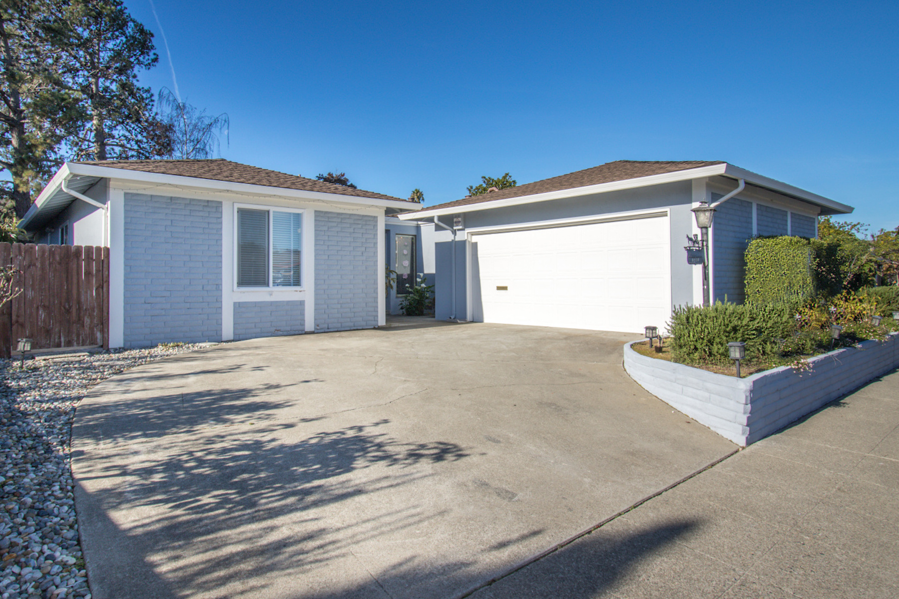 Single Family Home for Active at Lovely Ranch-Style Home in Foster City 1241 Ribbon Street Foster City, California 94404 United States