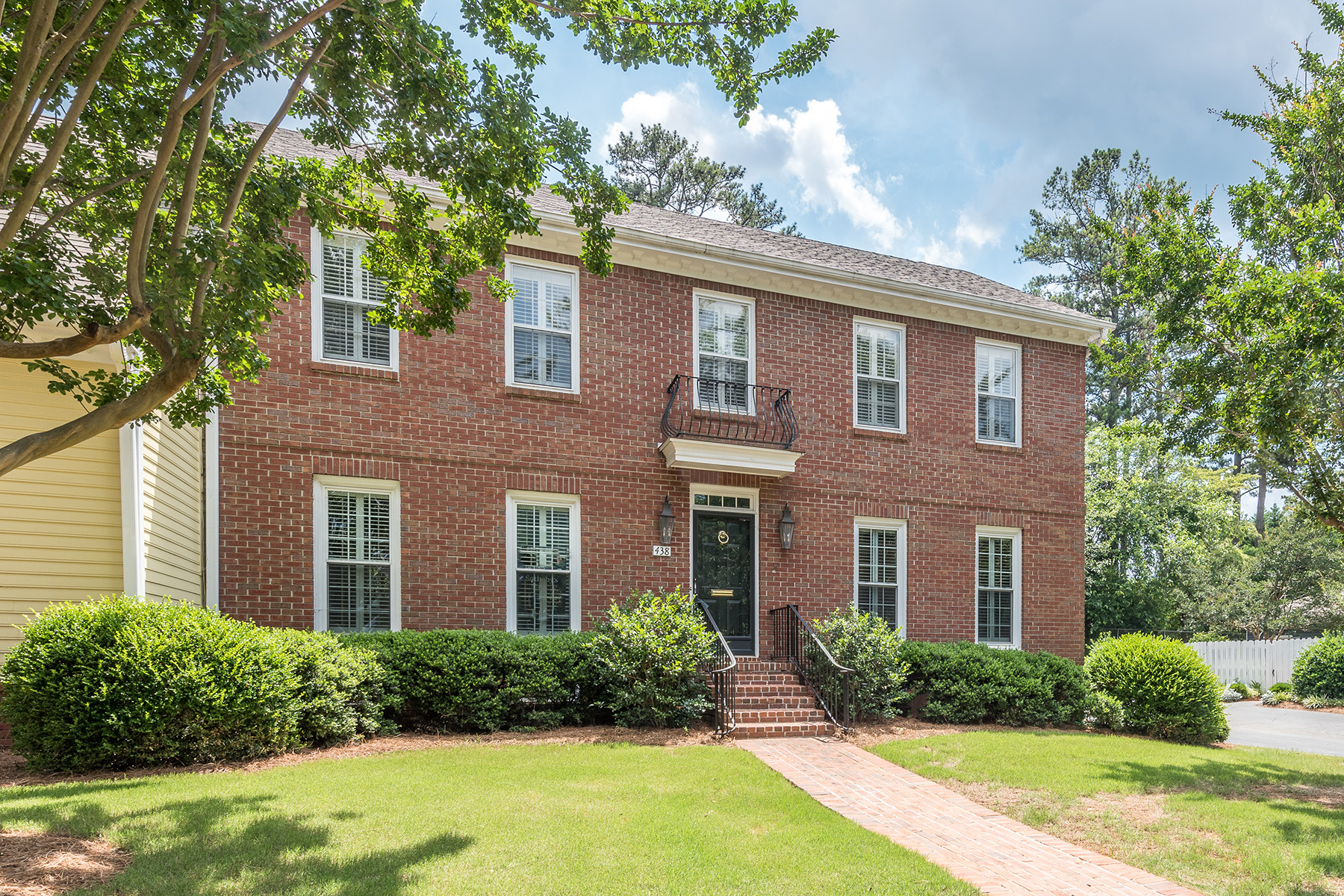 Townhouse for Sale at Stately Townhome in The Commons 438 Chowning Place Marietta, Georgia 30064 United States