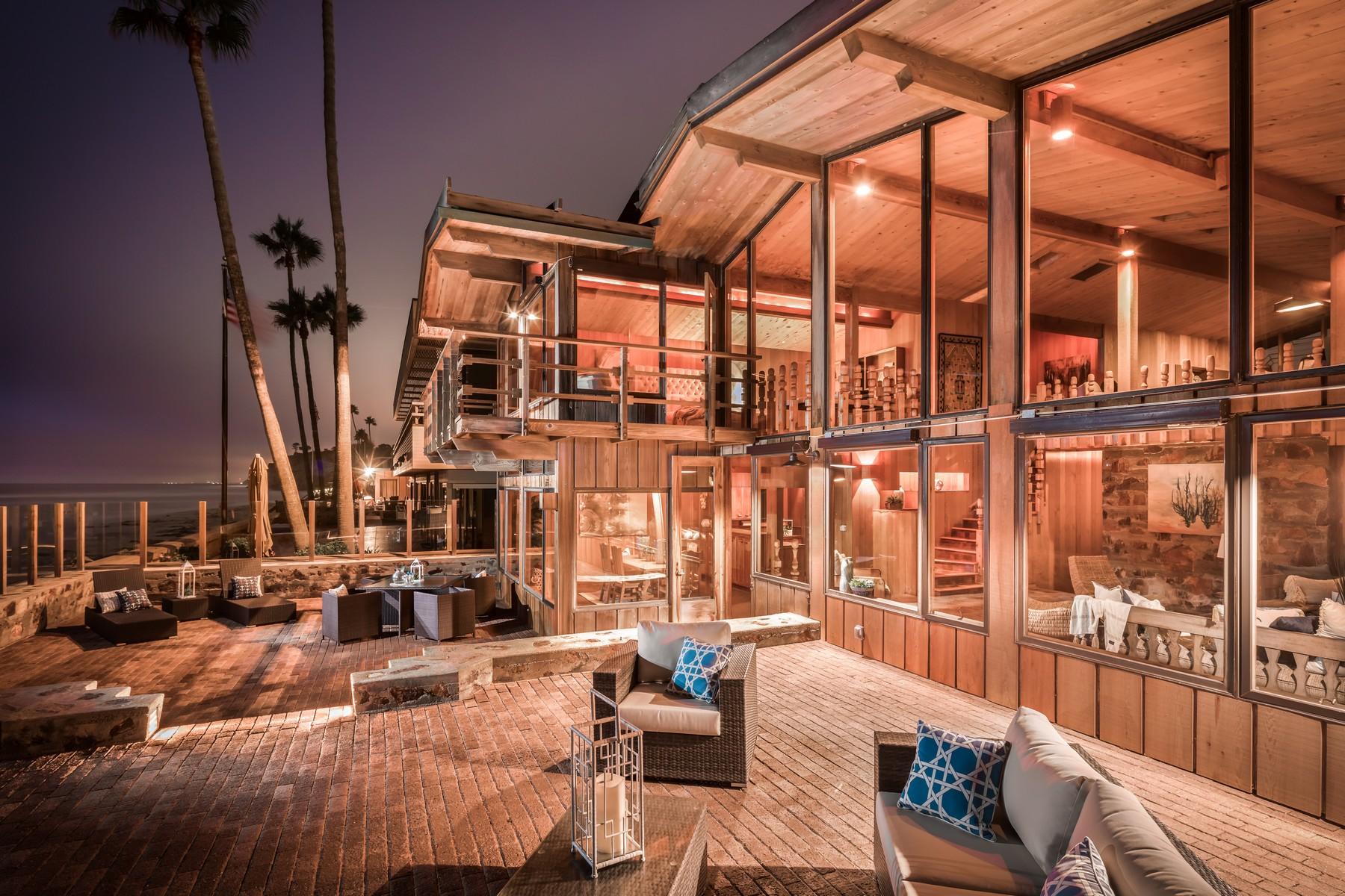 Maison unifamiliale pour l Vente à 2932 Camino Del Mar Del Mar, Californie 92014 États-Unis